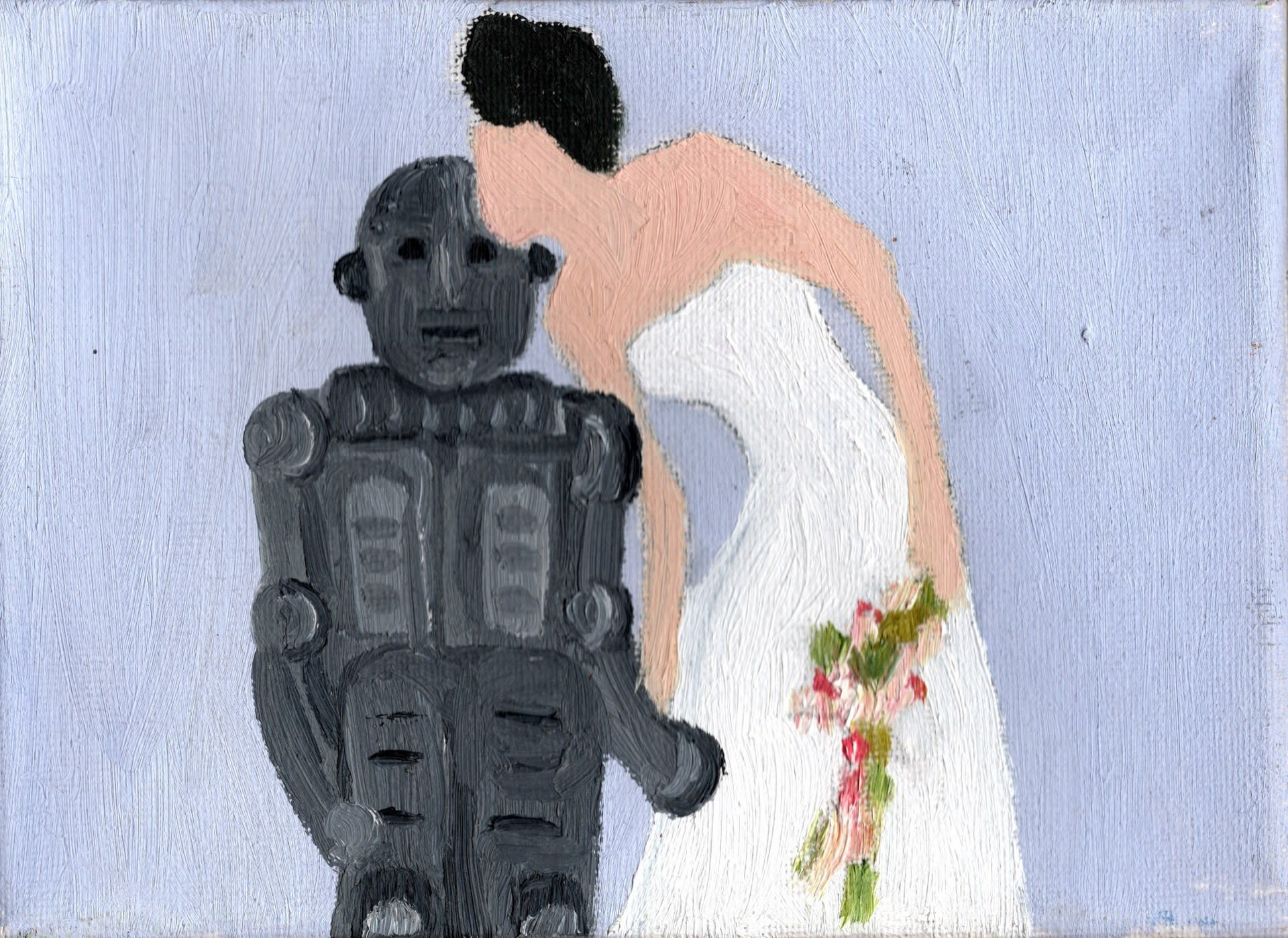 Woman Marries Robot