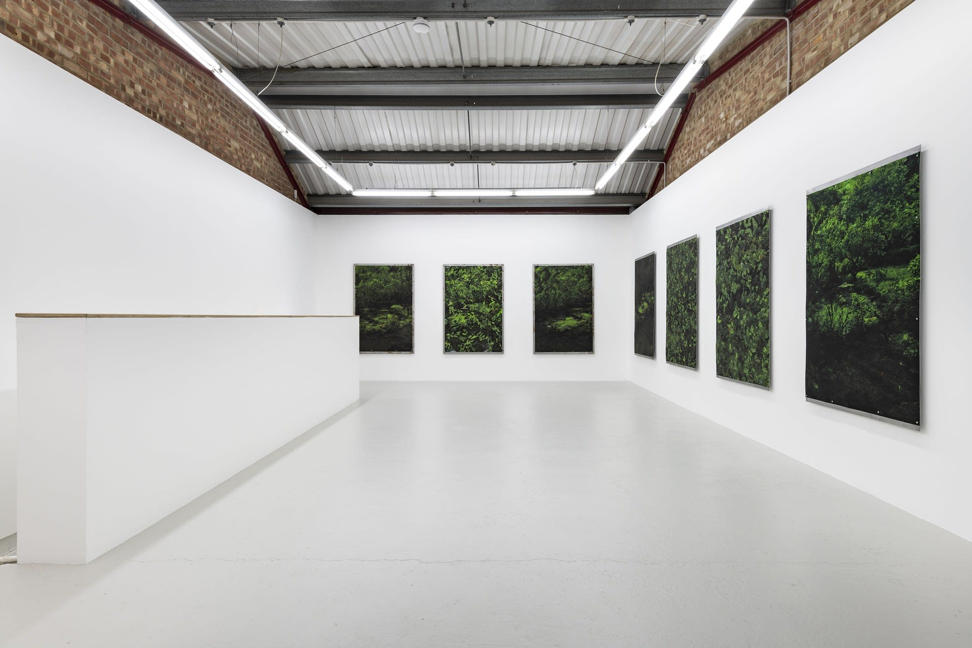 Exeunt, Installation View at Annka Kultys Gallery, London, 2020