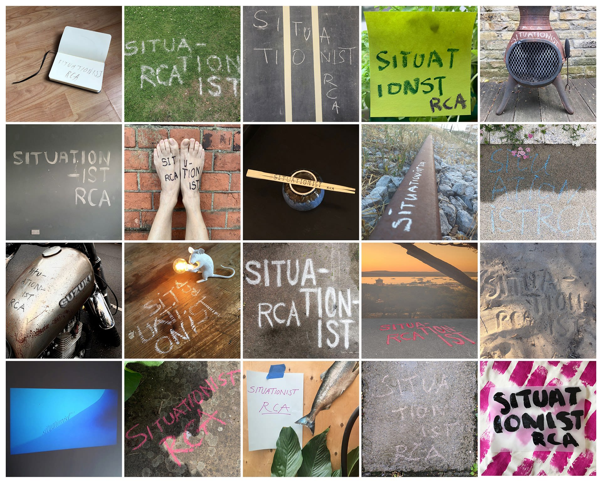 Situationist RCA Live Events