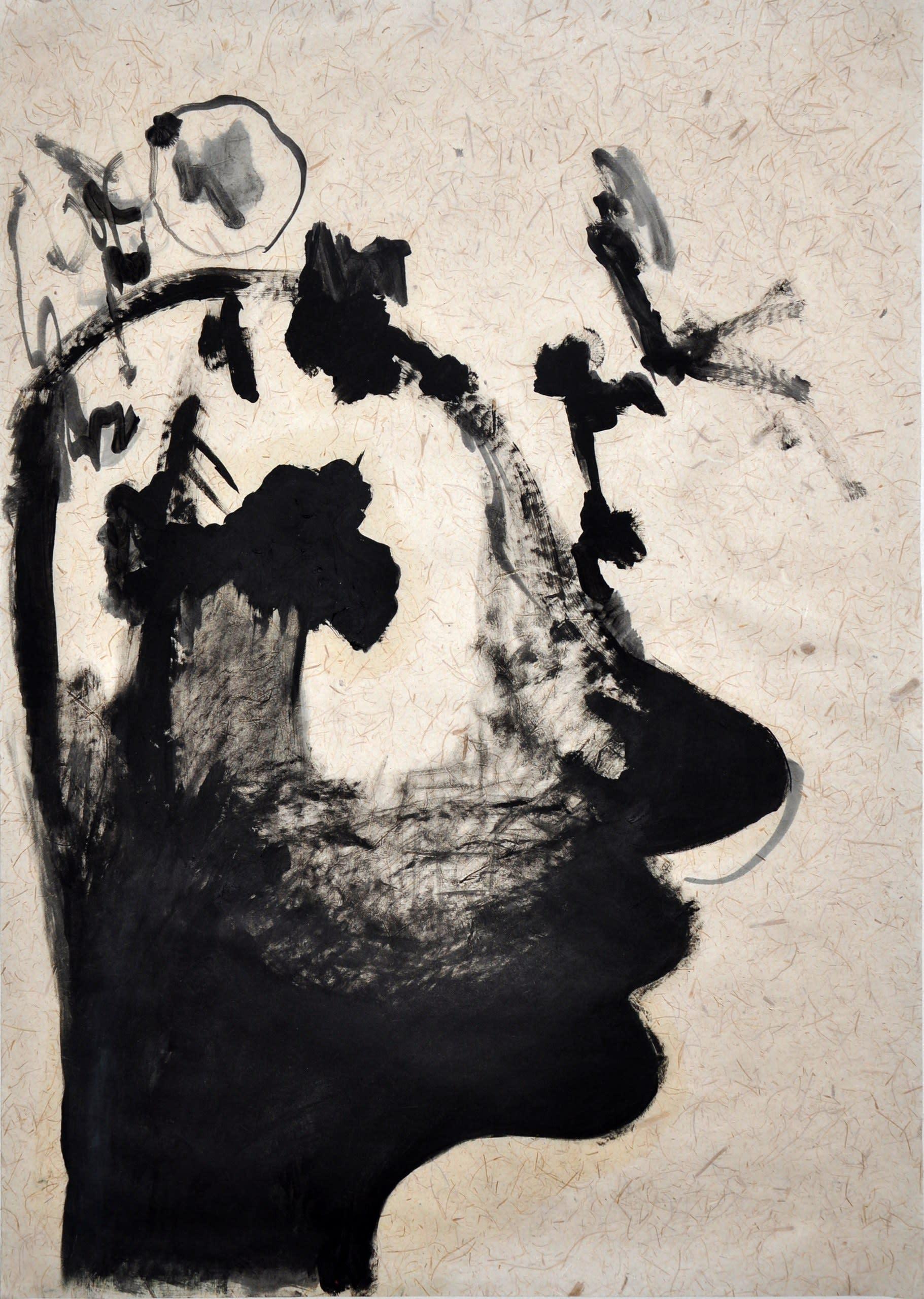 Untitled self - portrait 9 2020