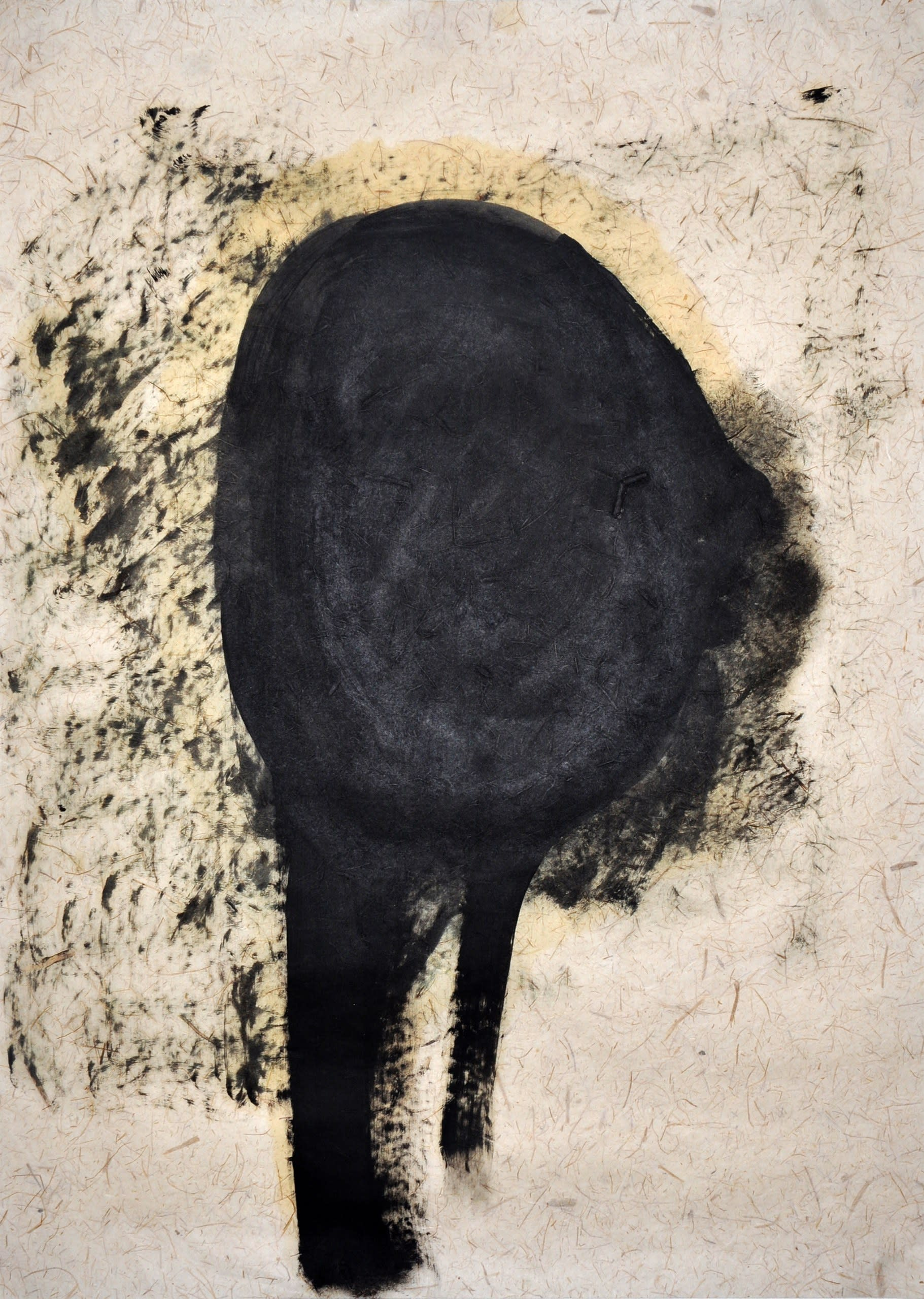 Untitled self- portrait 4 2020