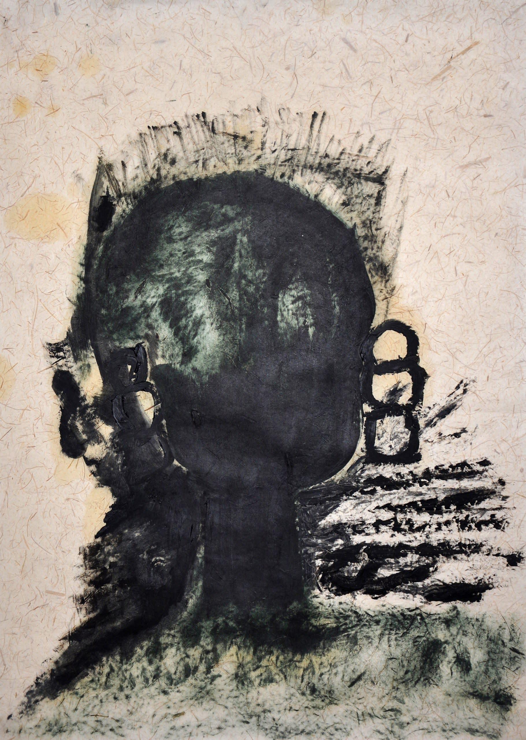 Untitled self portrait 3 2020
