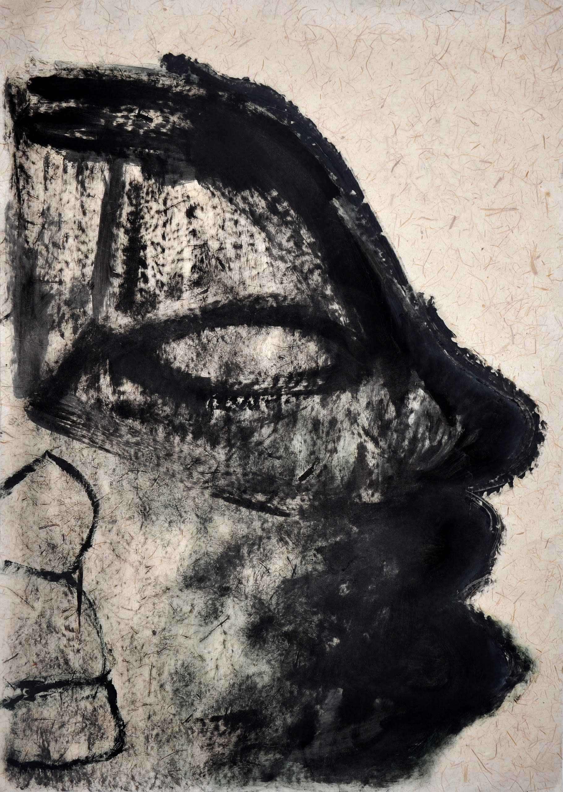 Untitled self portrait 6 2020