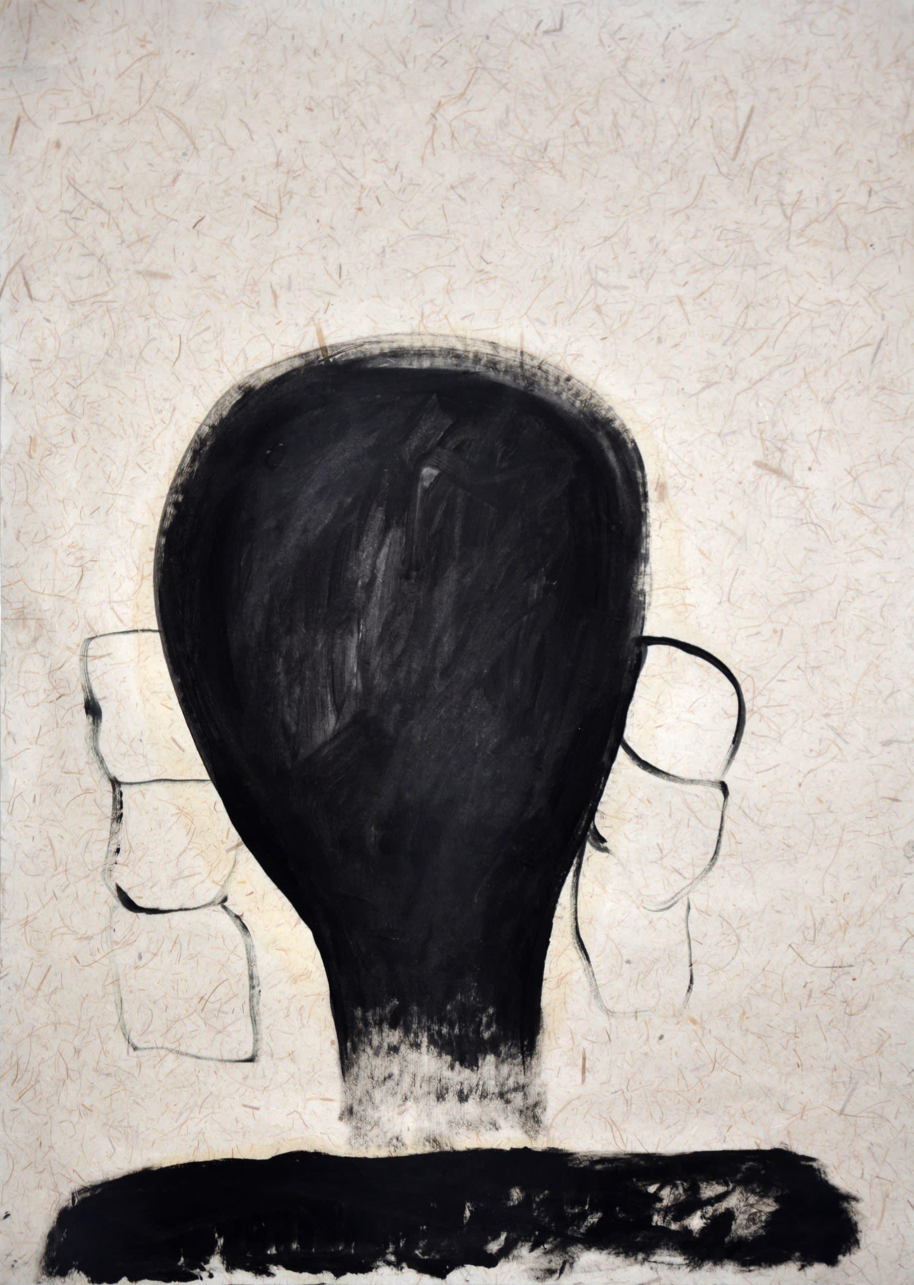 Untitled self - portrait 5 2020