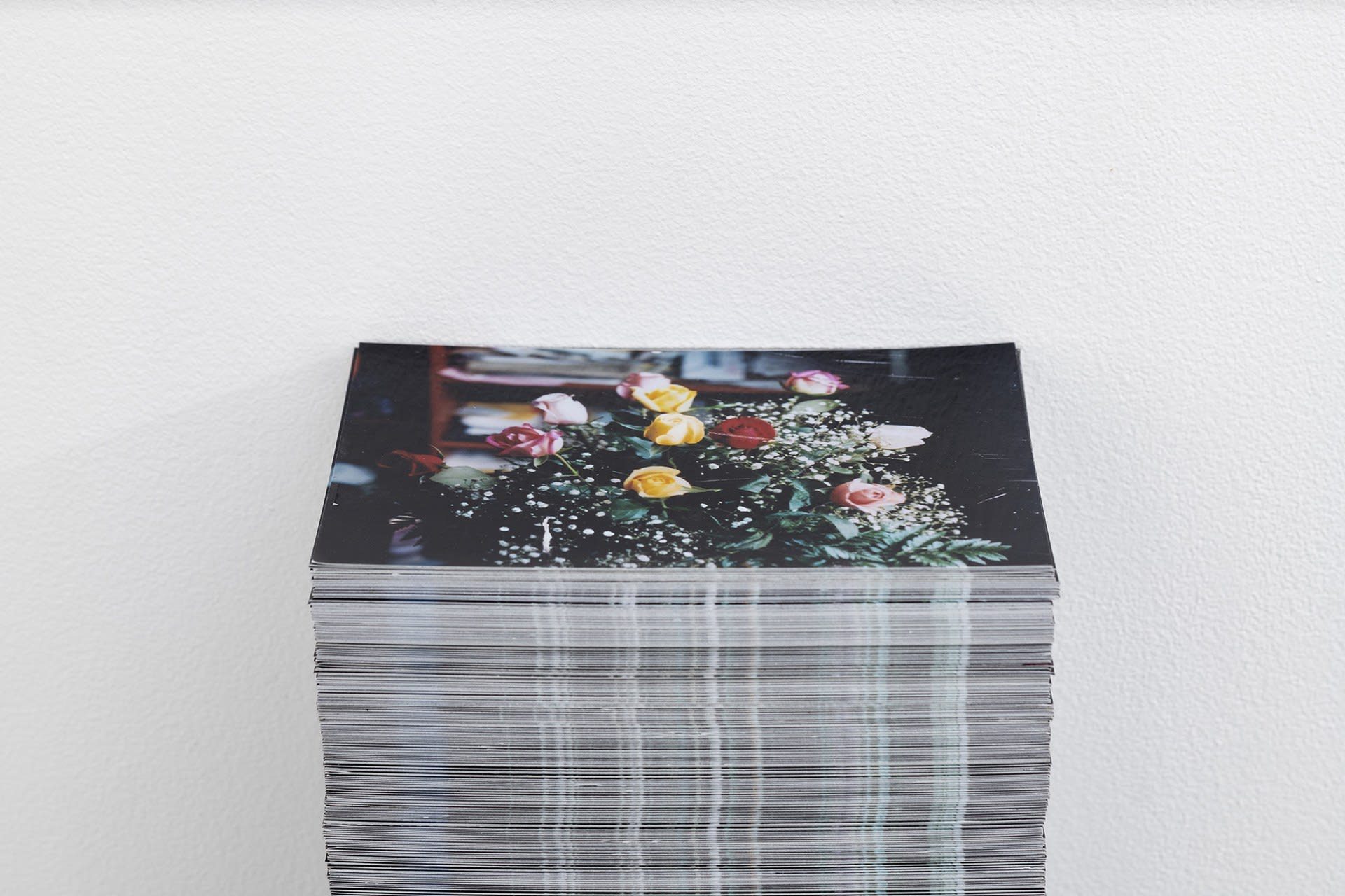 1,450 photographs of a bouquet of flowers
