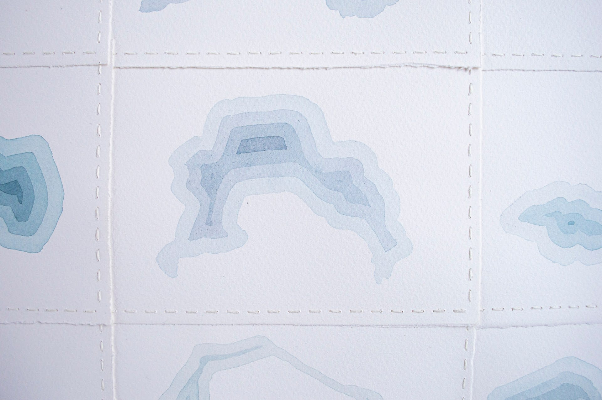 Archipelago I (detail)