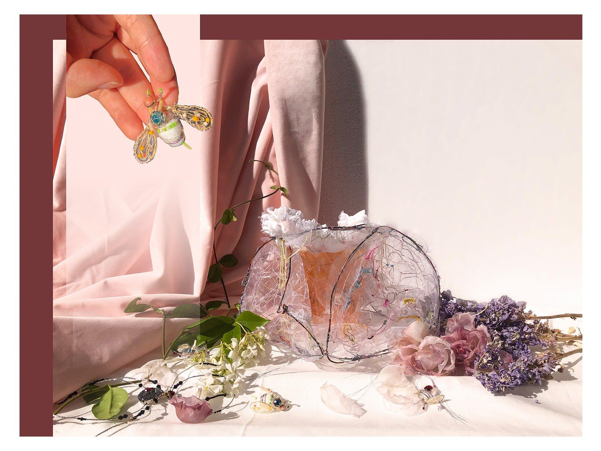 Flower Ball & Honeycomb