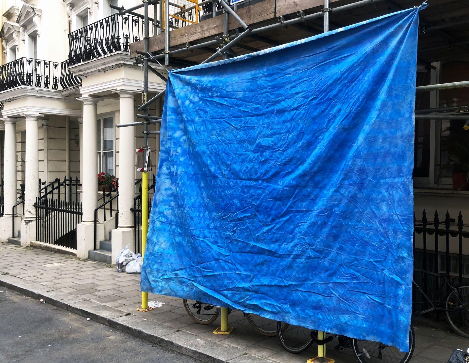 Blue (Quarantine Outdoor Monochrome)