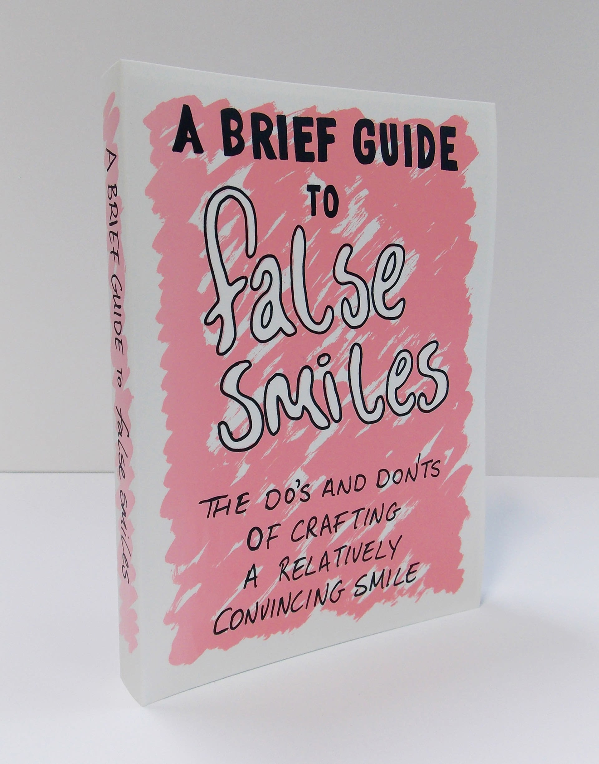 A Brief Guide to False Smiles (front cover)