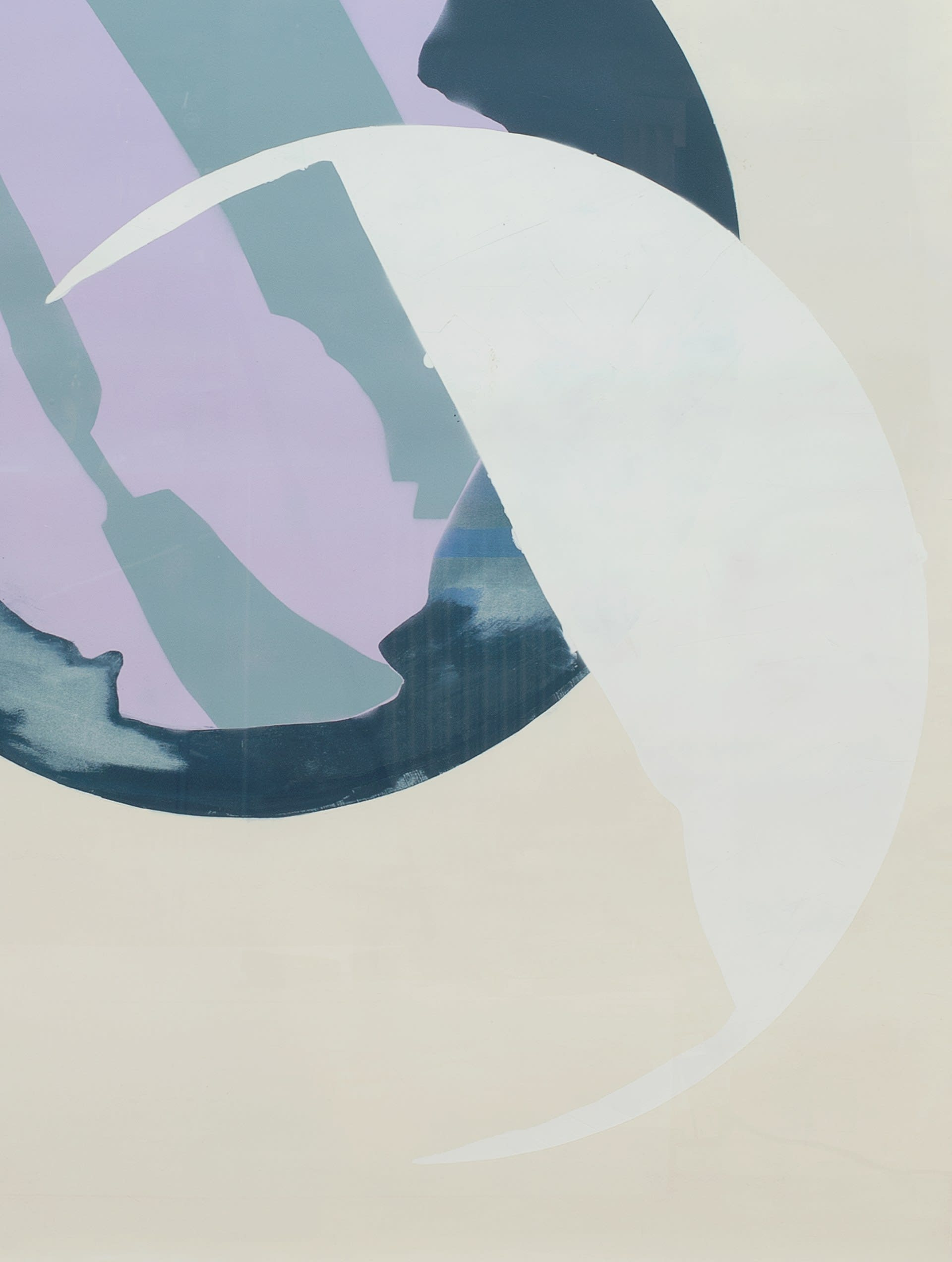 Untitled Painting - [Detail]