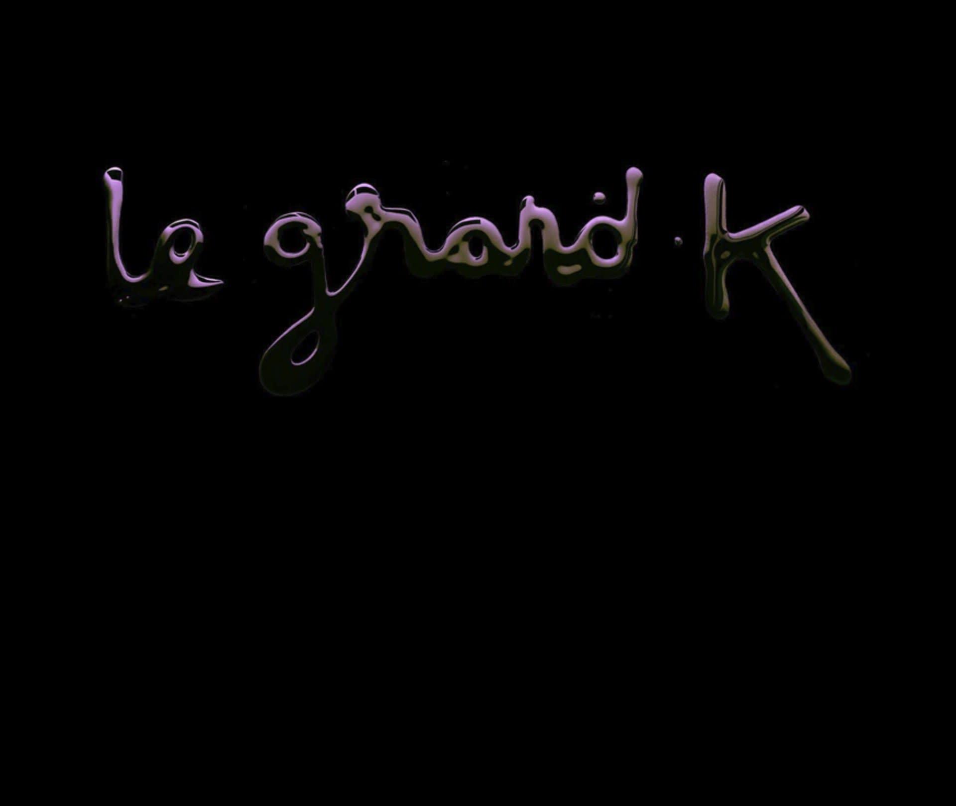 Le Grand K