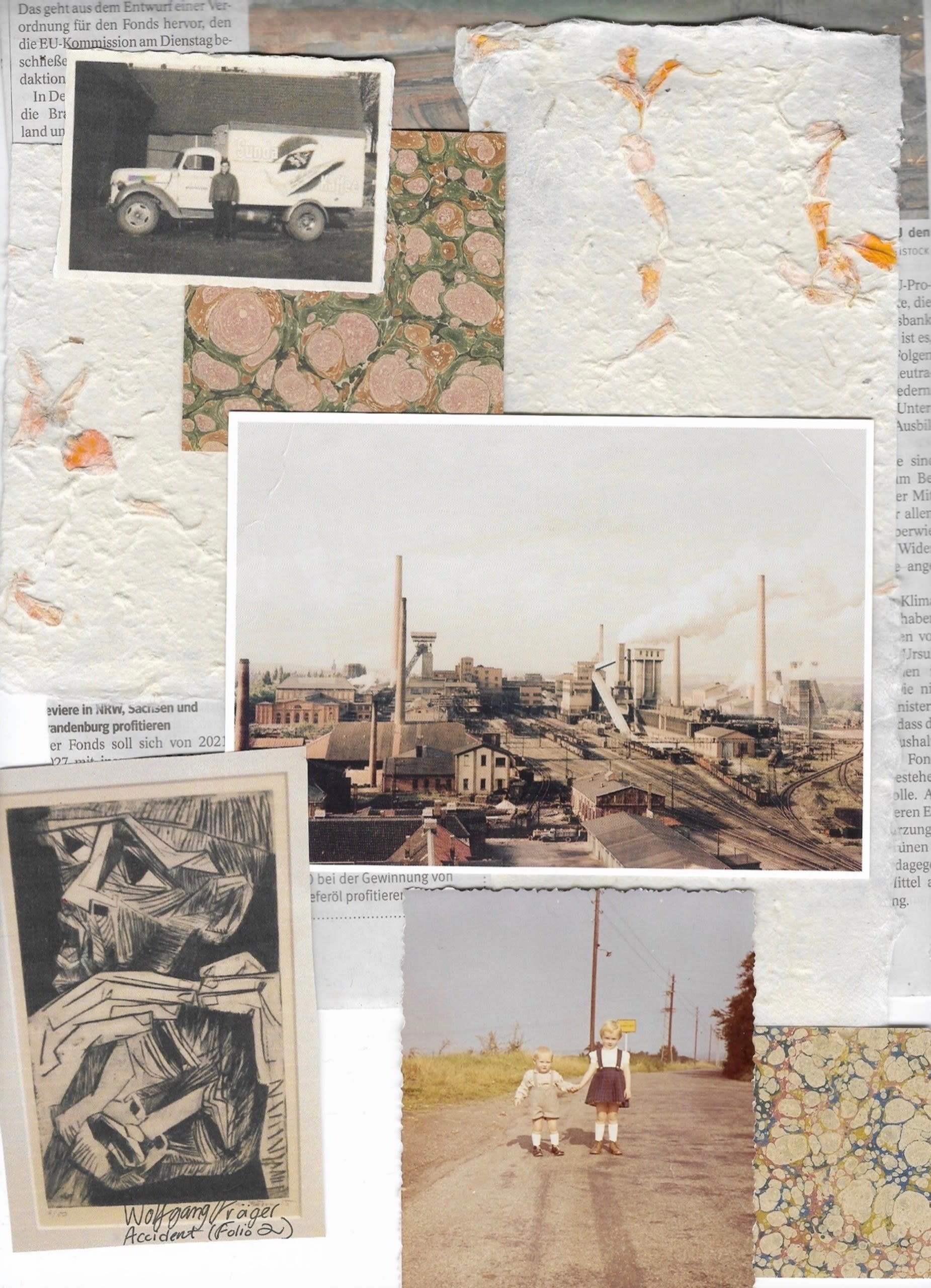 Family Archive 1, by Nina Hanz, 2020