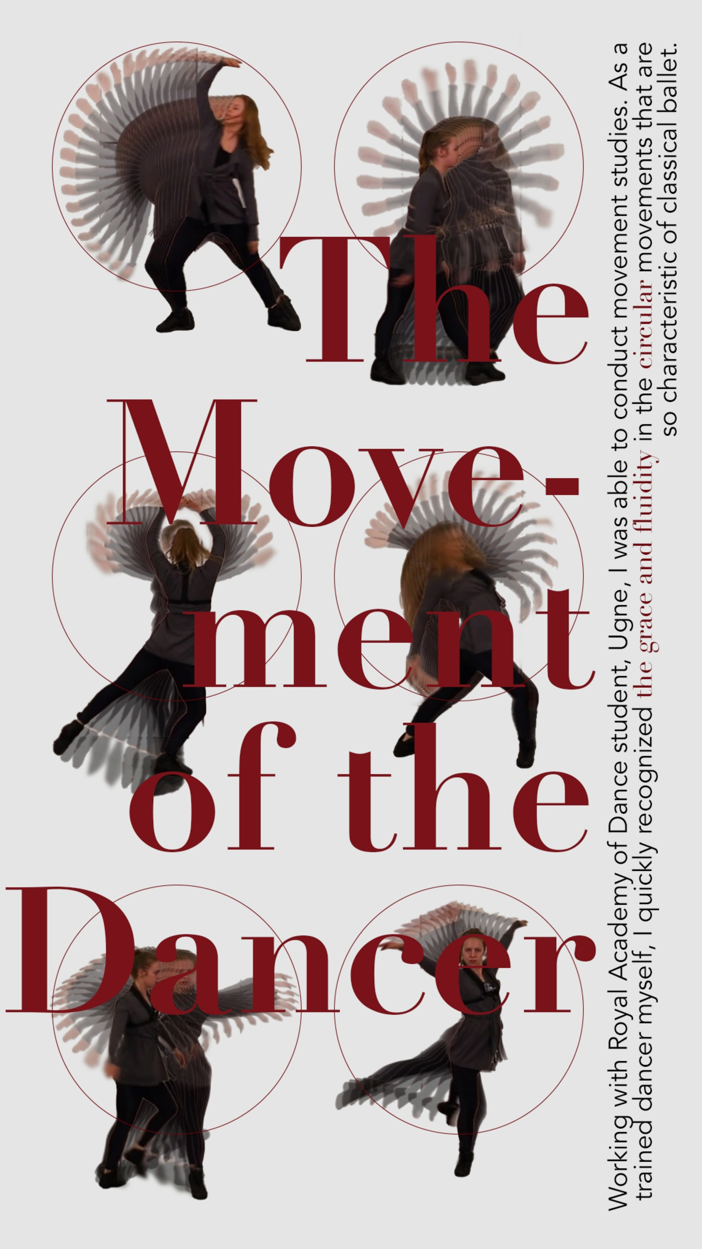 The Movement of the Dancer