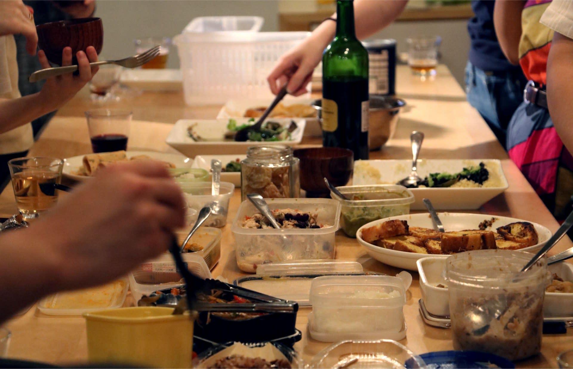 Food Potluck Workshop