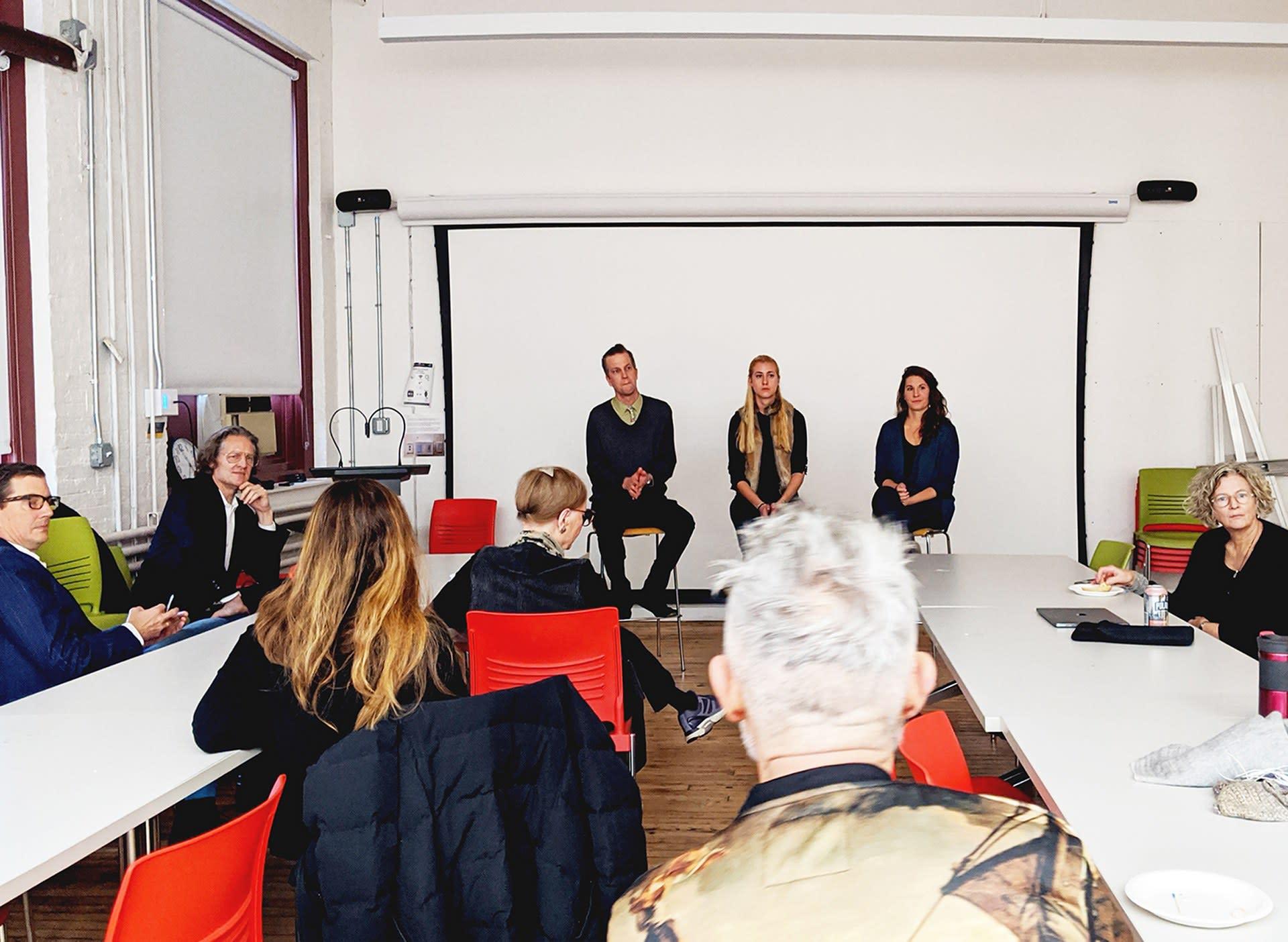 Pratt Institute Faculty Meeting