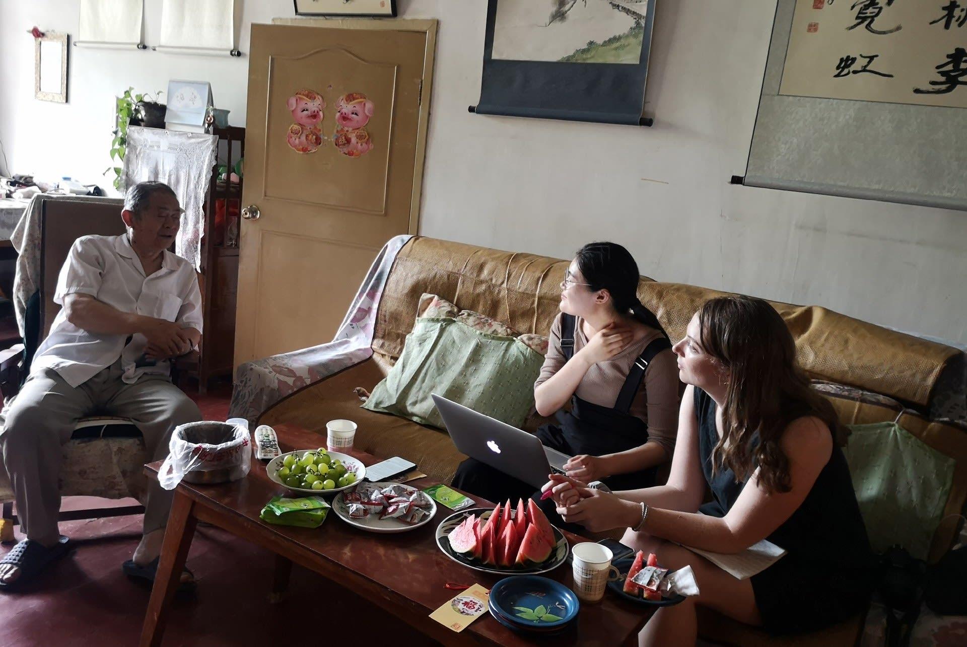 Shi Jia Hutong Community Engagement