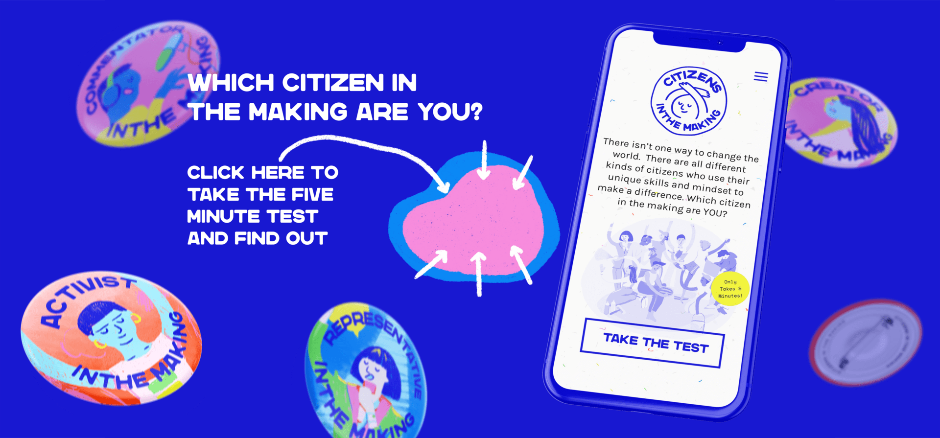 Which Citizen in the Making are you?