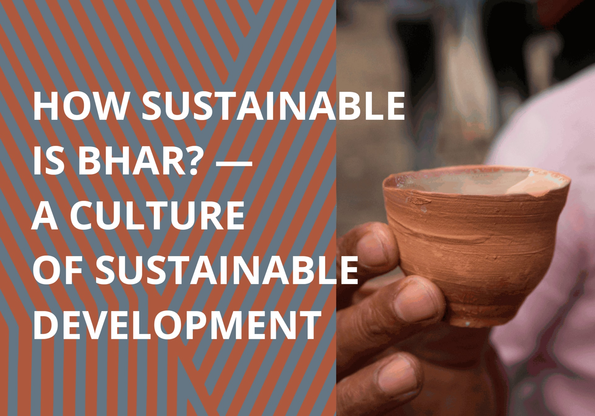 Cultural Sustainability: Future Prospects of a Traditional, Disposable Cup