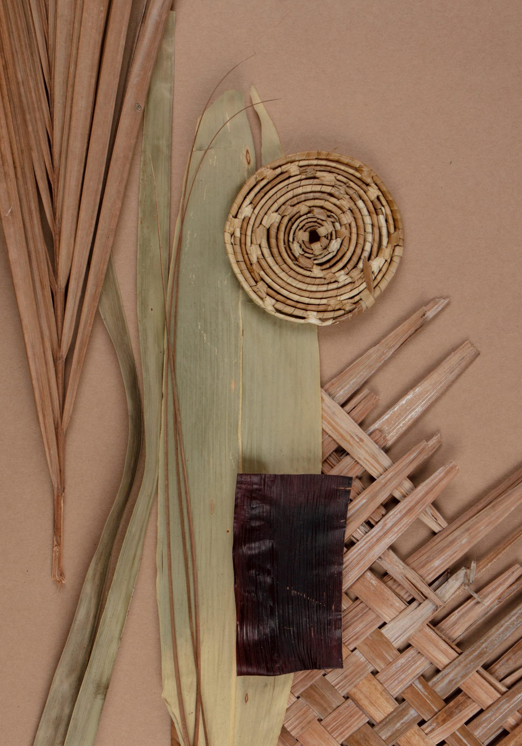 Palm textile