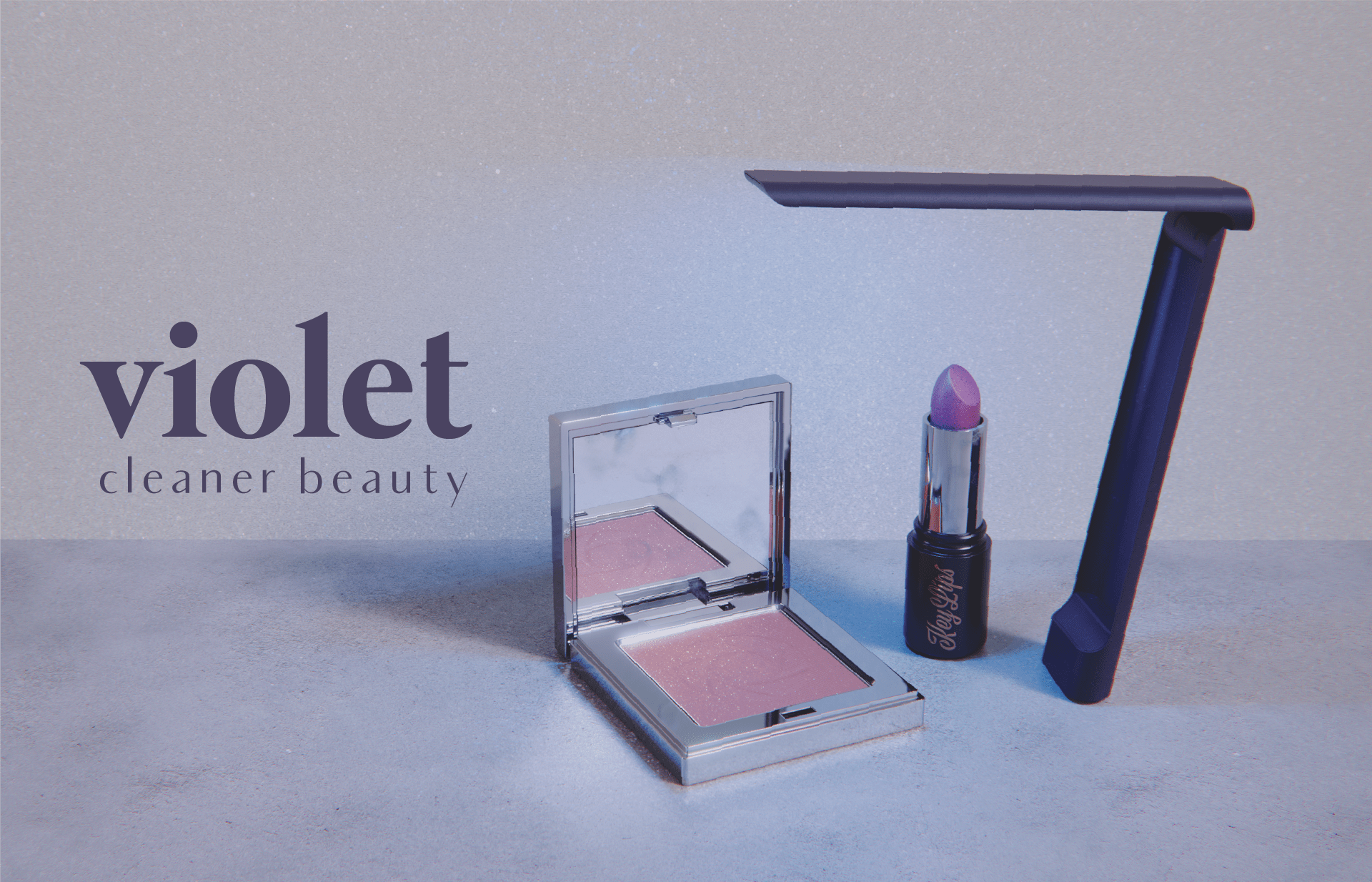 Violet: Cleaner Beauty