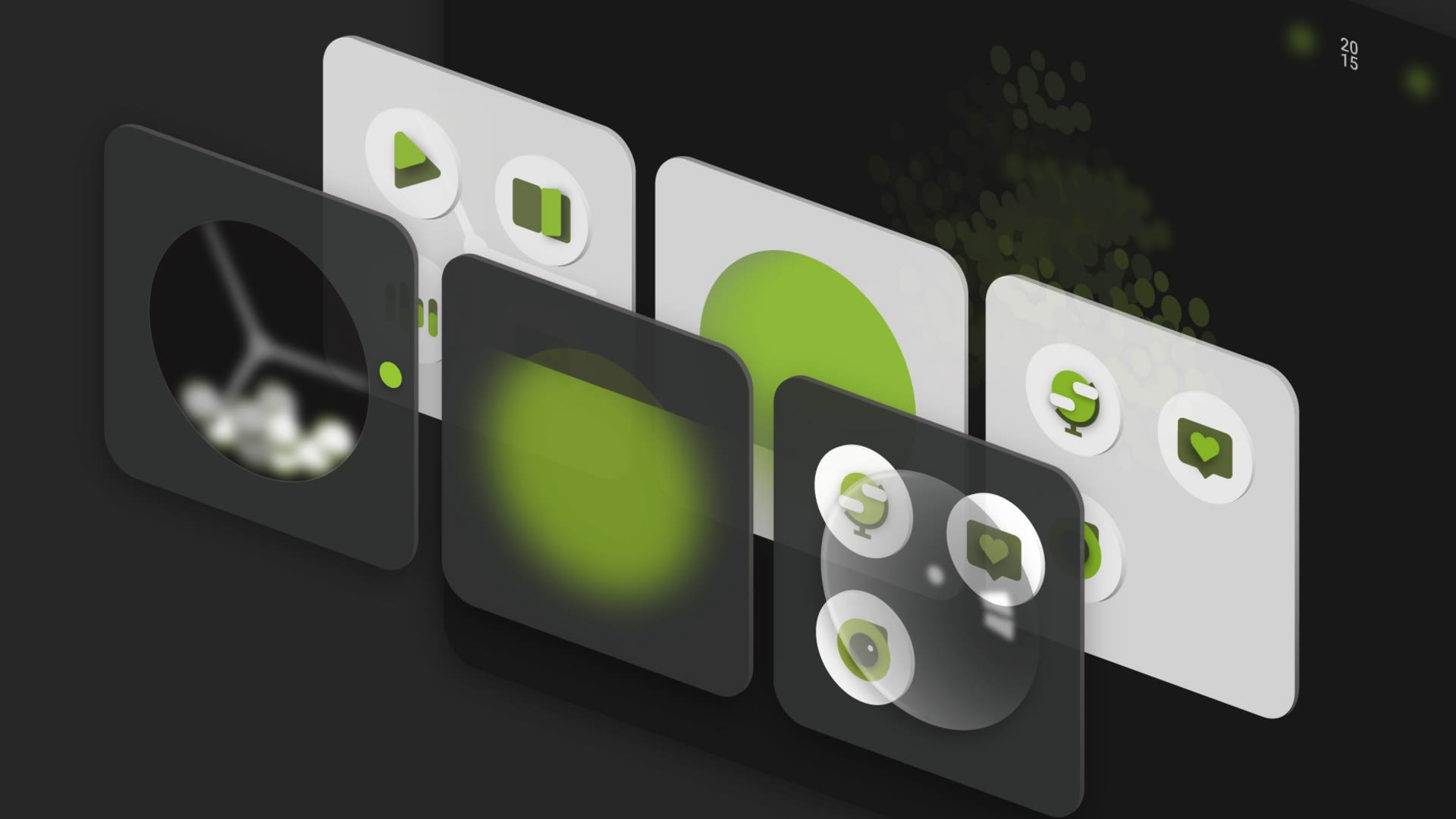 Onlign OS: Home Screen