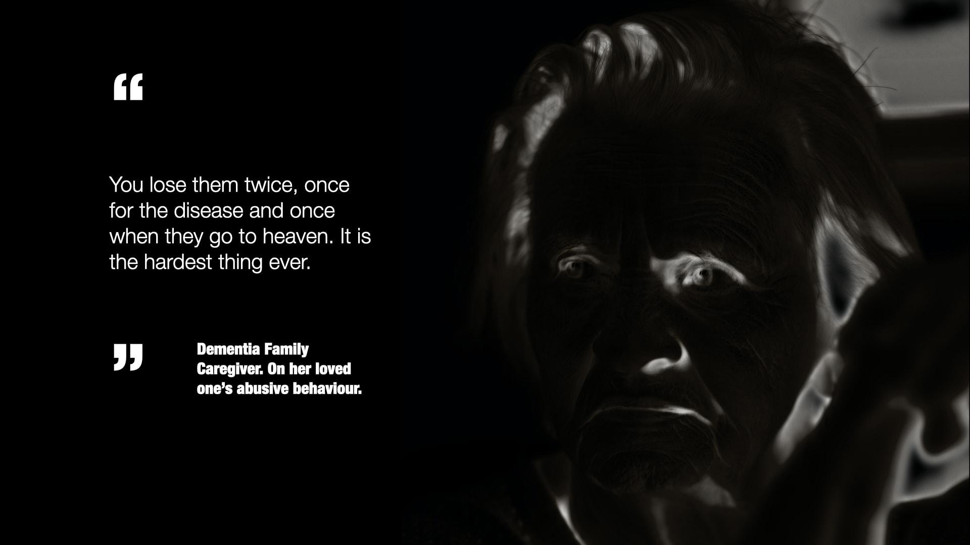Dementia, the biggest killer in the UK today