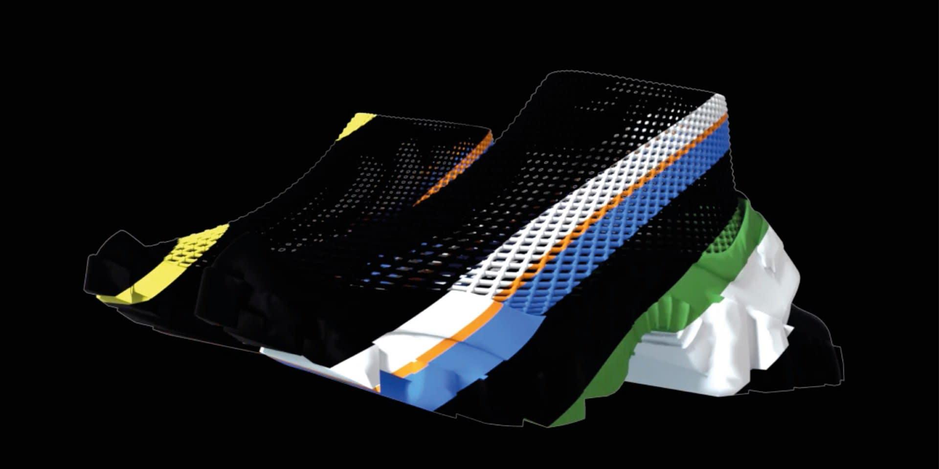 Sharp G 3D Digital rendering