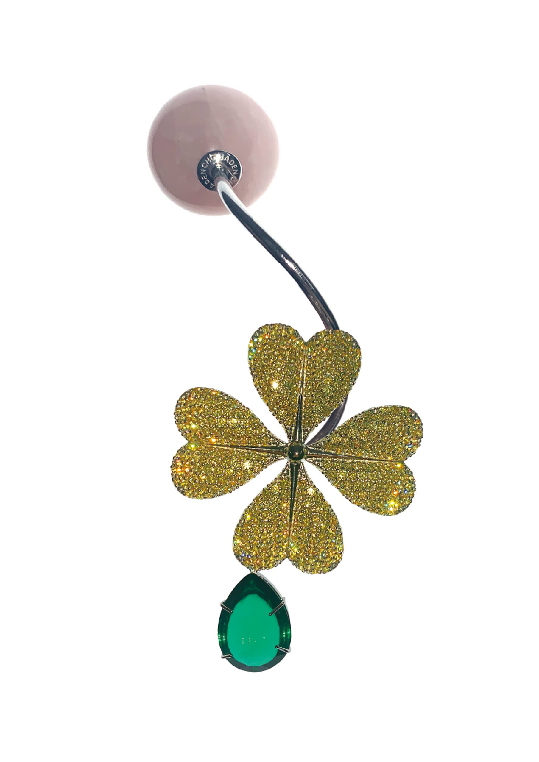 Jewelry 02. Four Leaves Clover