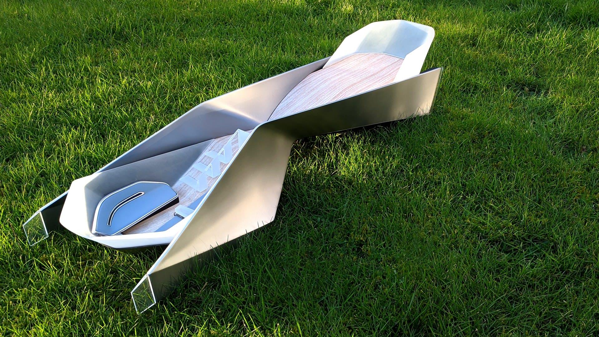 Final Model Exterior