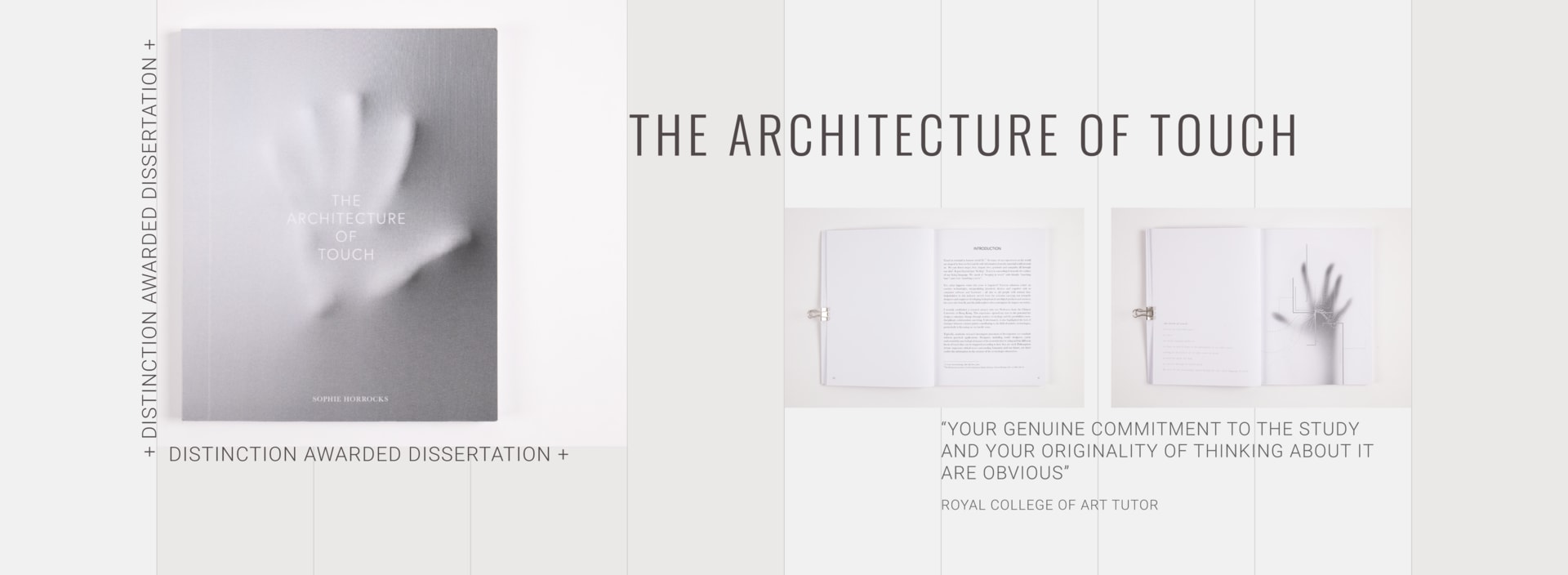 The Architecture of Touch