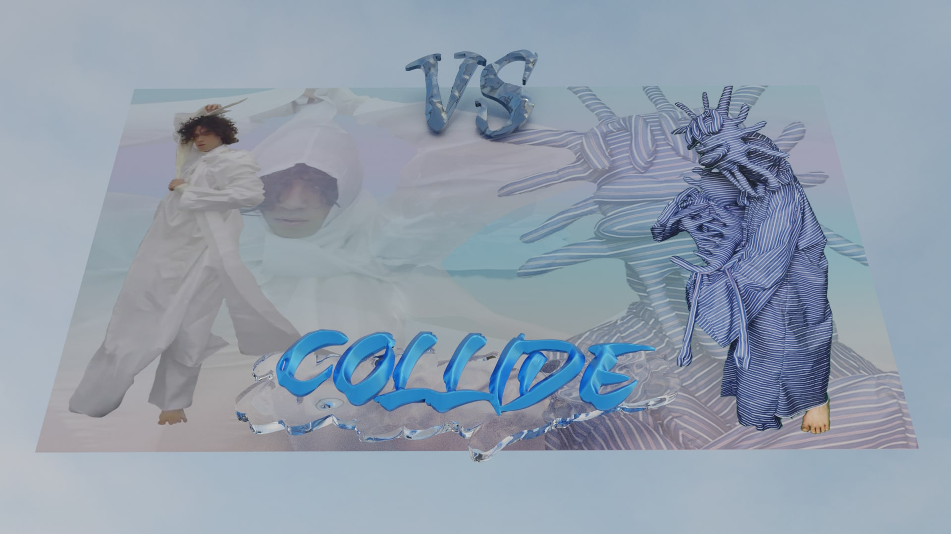 COLLIDE: OFFICIAL BATTLE POSTER