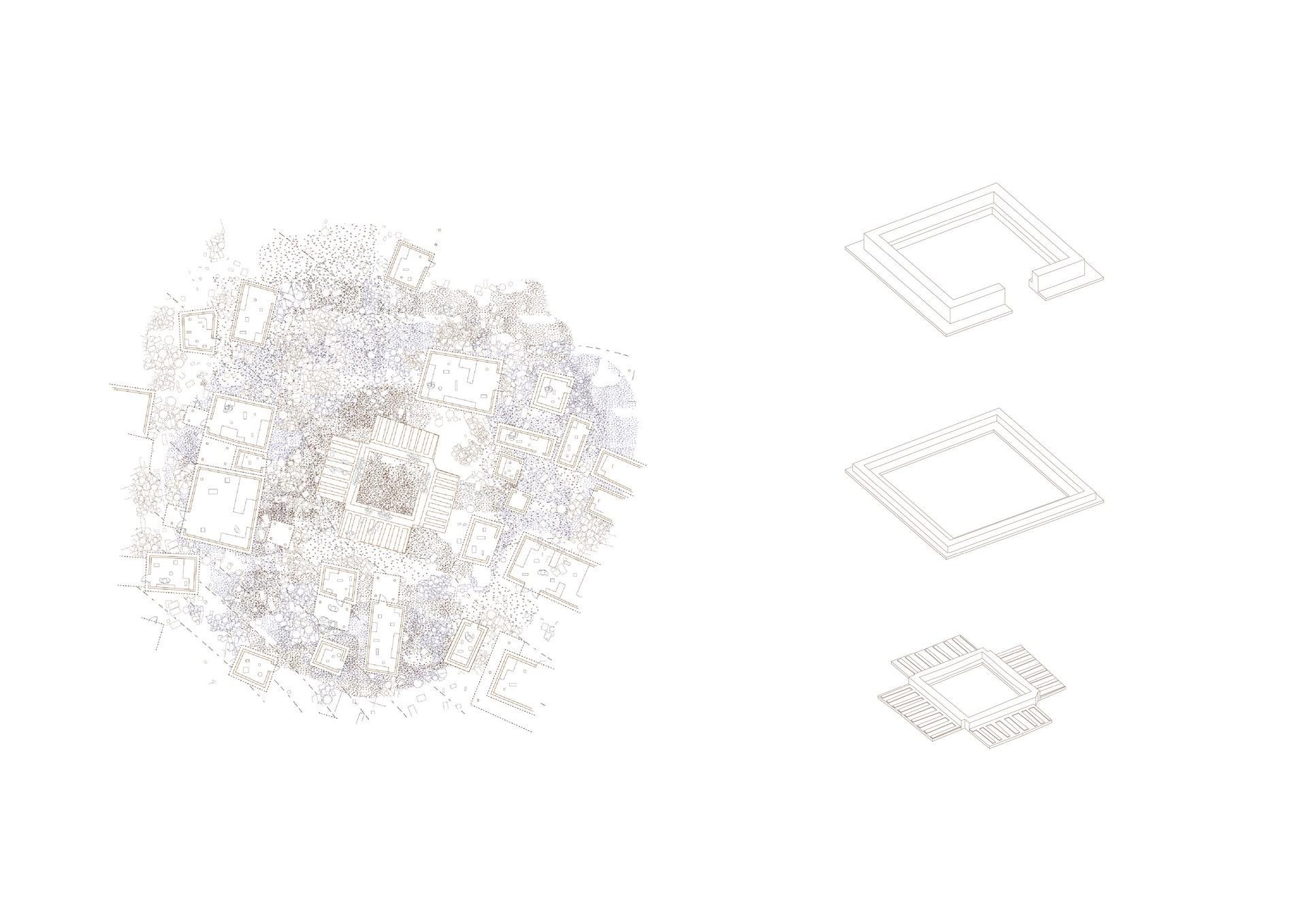 Frame Plinth Development – Development of form