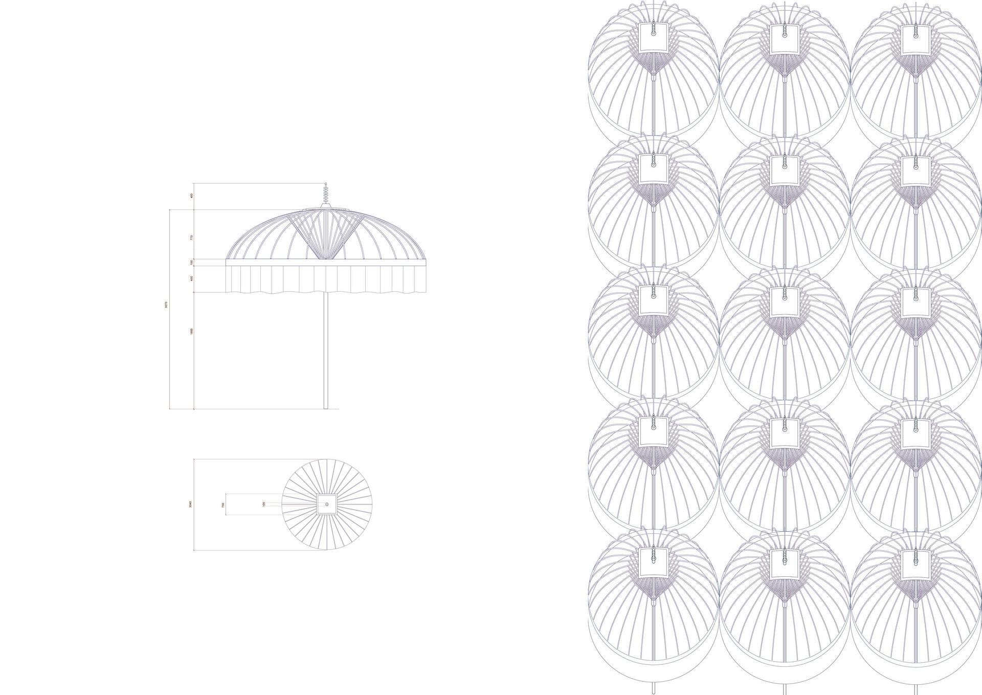 Asante Umbrella - Form analysis
