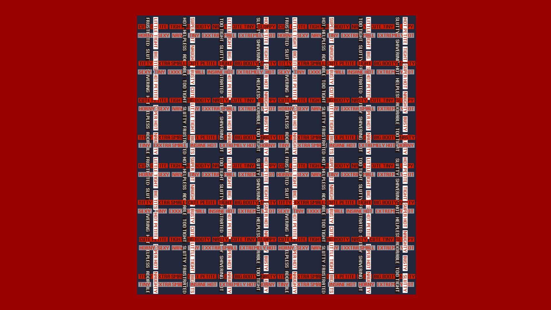 Tiny Tight Teen Pattern 02
