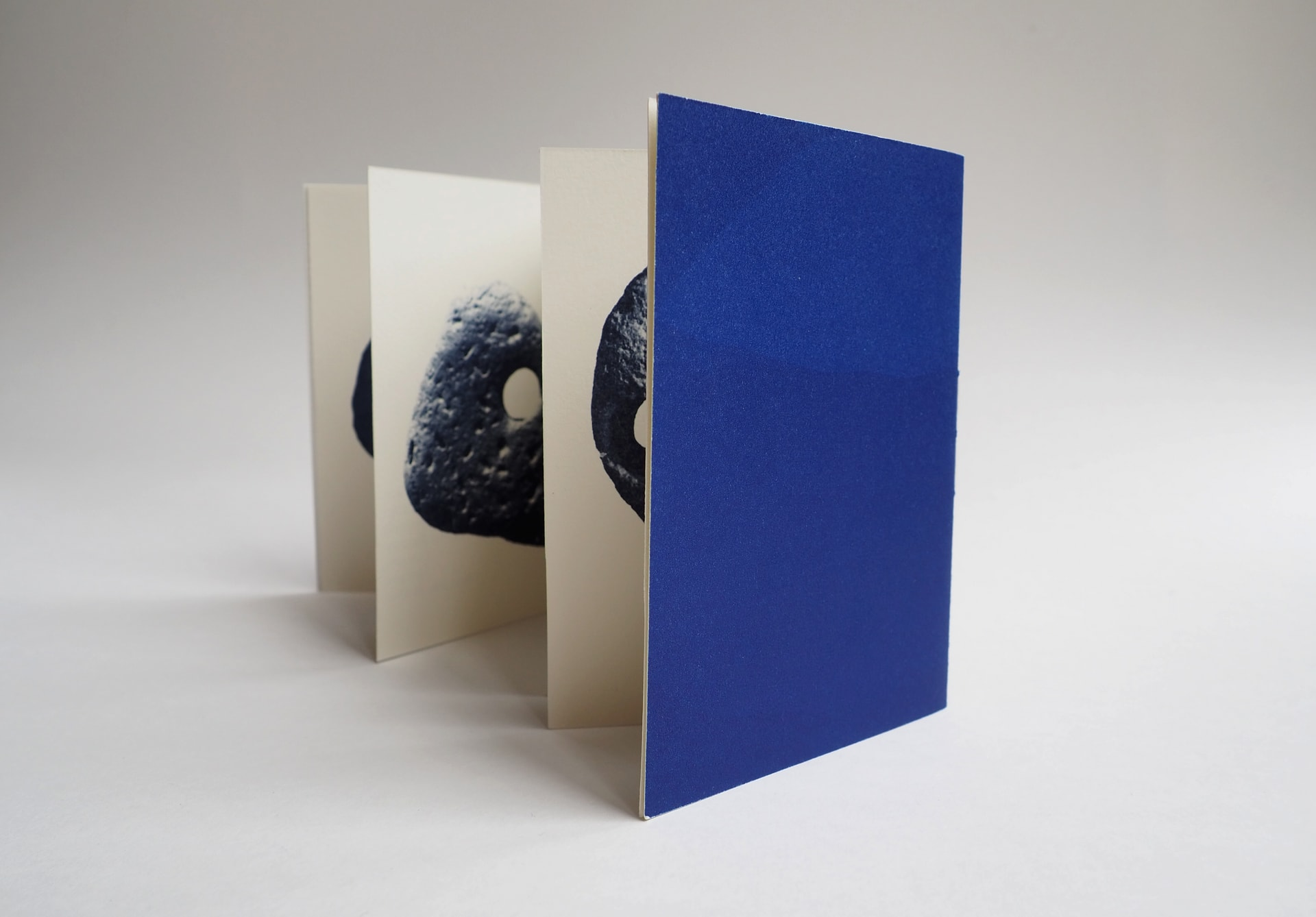 Open (outer cover + inner pages)