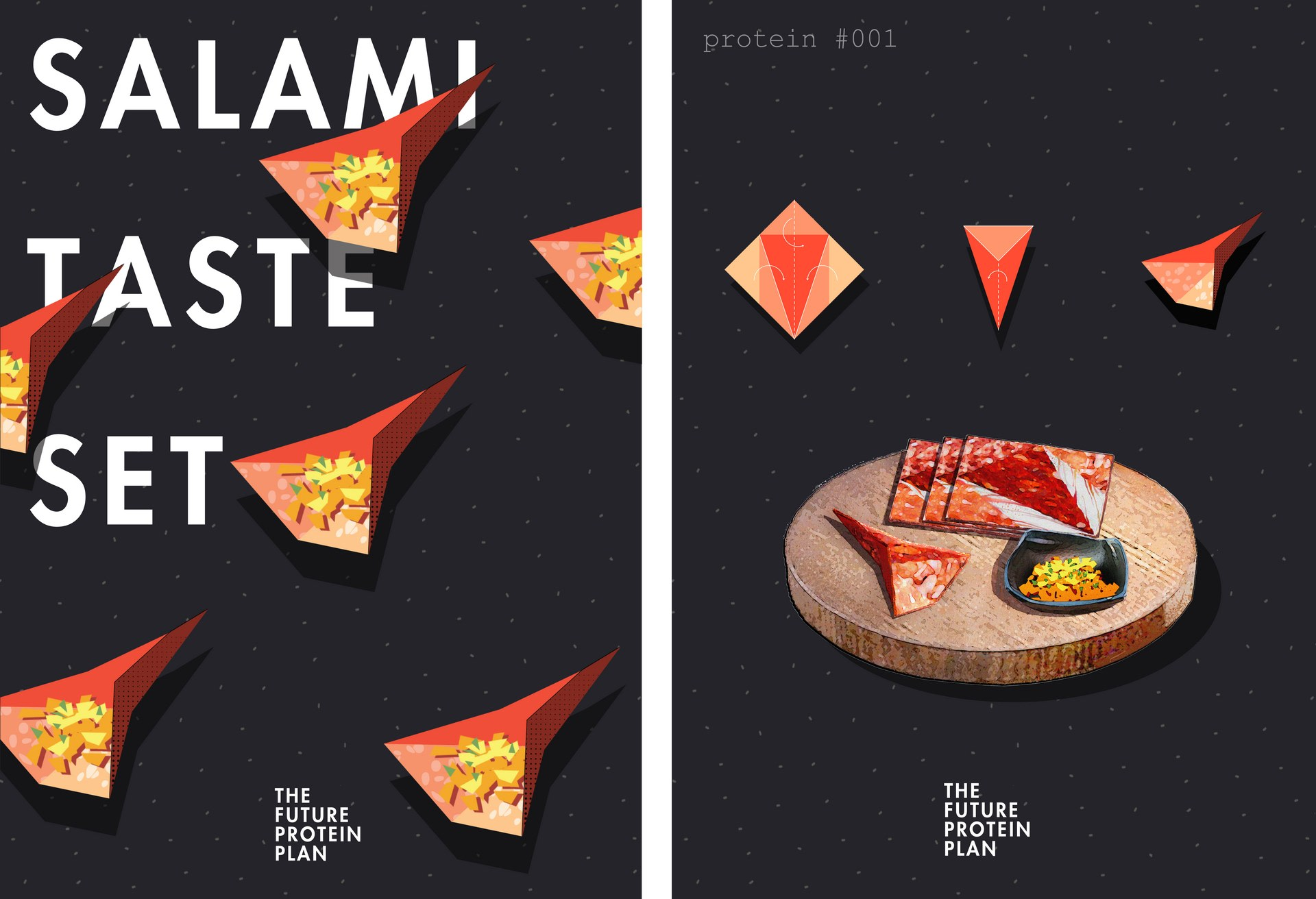 Cellular recipe 1 - salami taste set