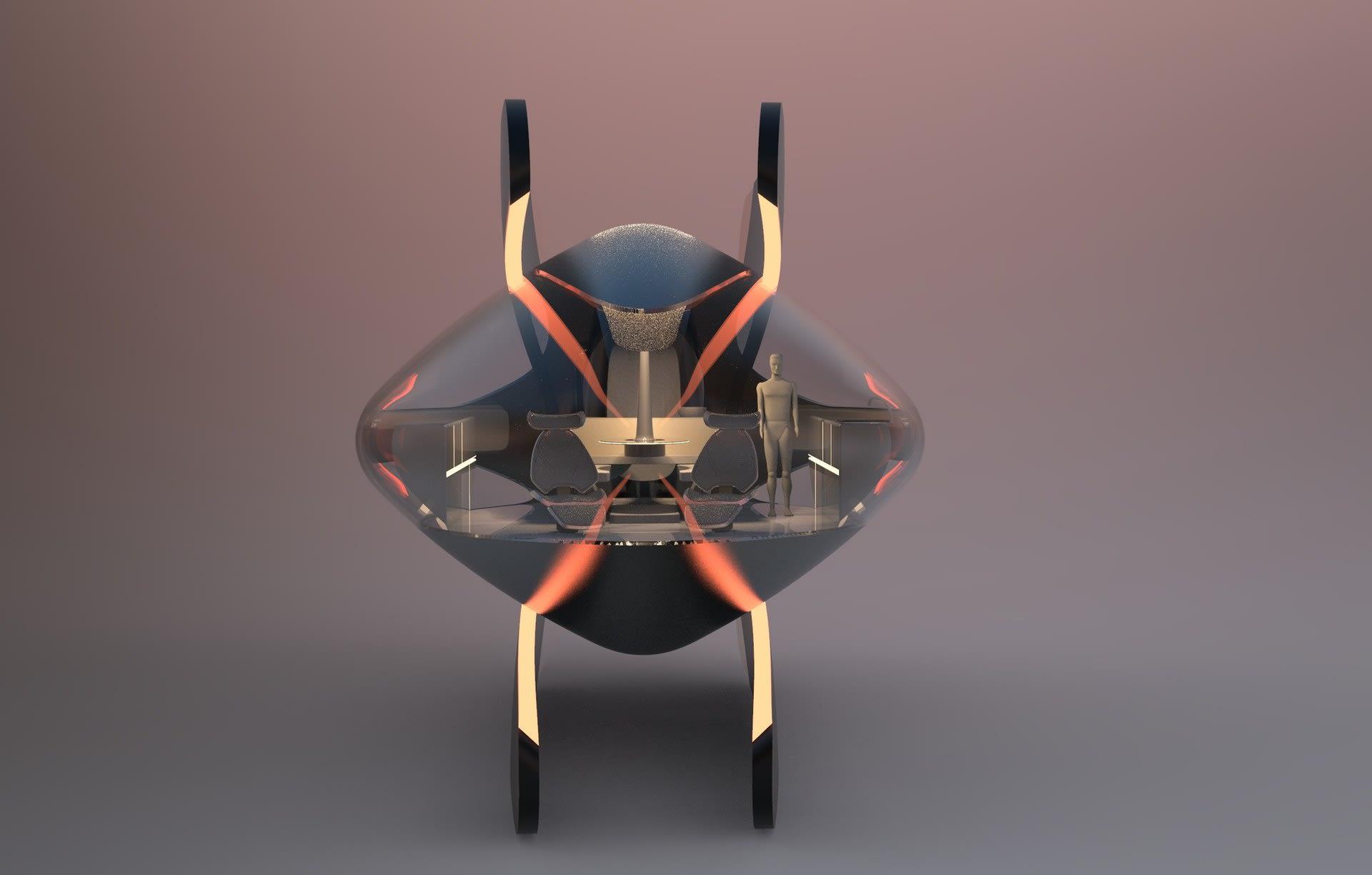 Aerodynamic Exterior
