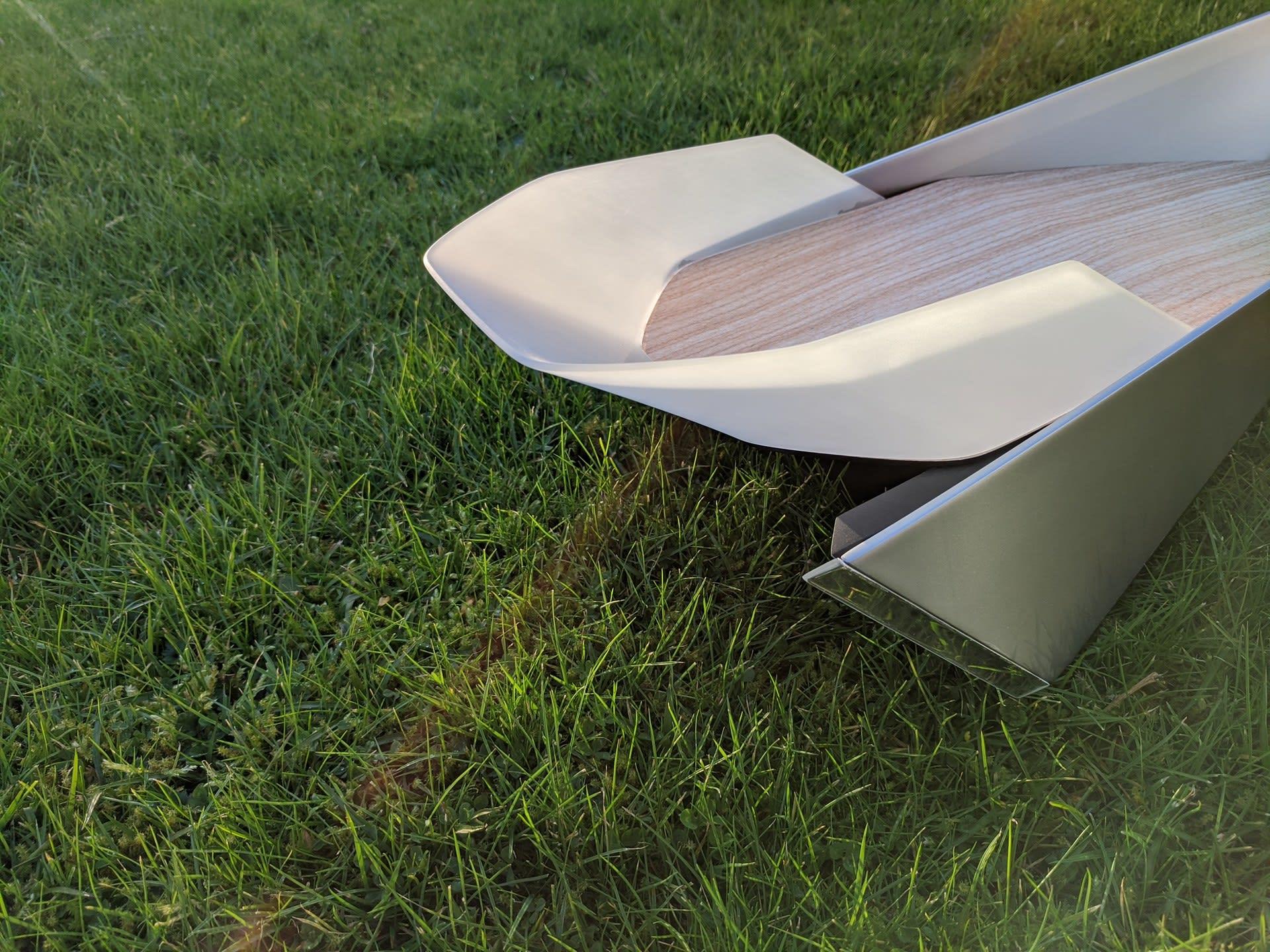 Final Model Front Deck