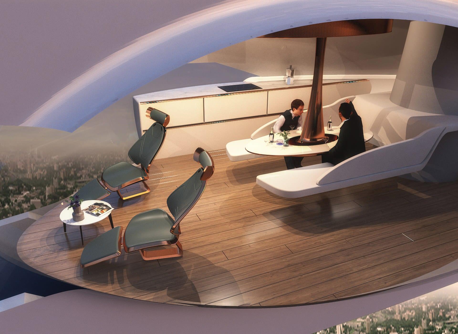 Customised Interior
