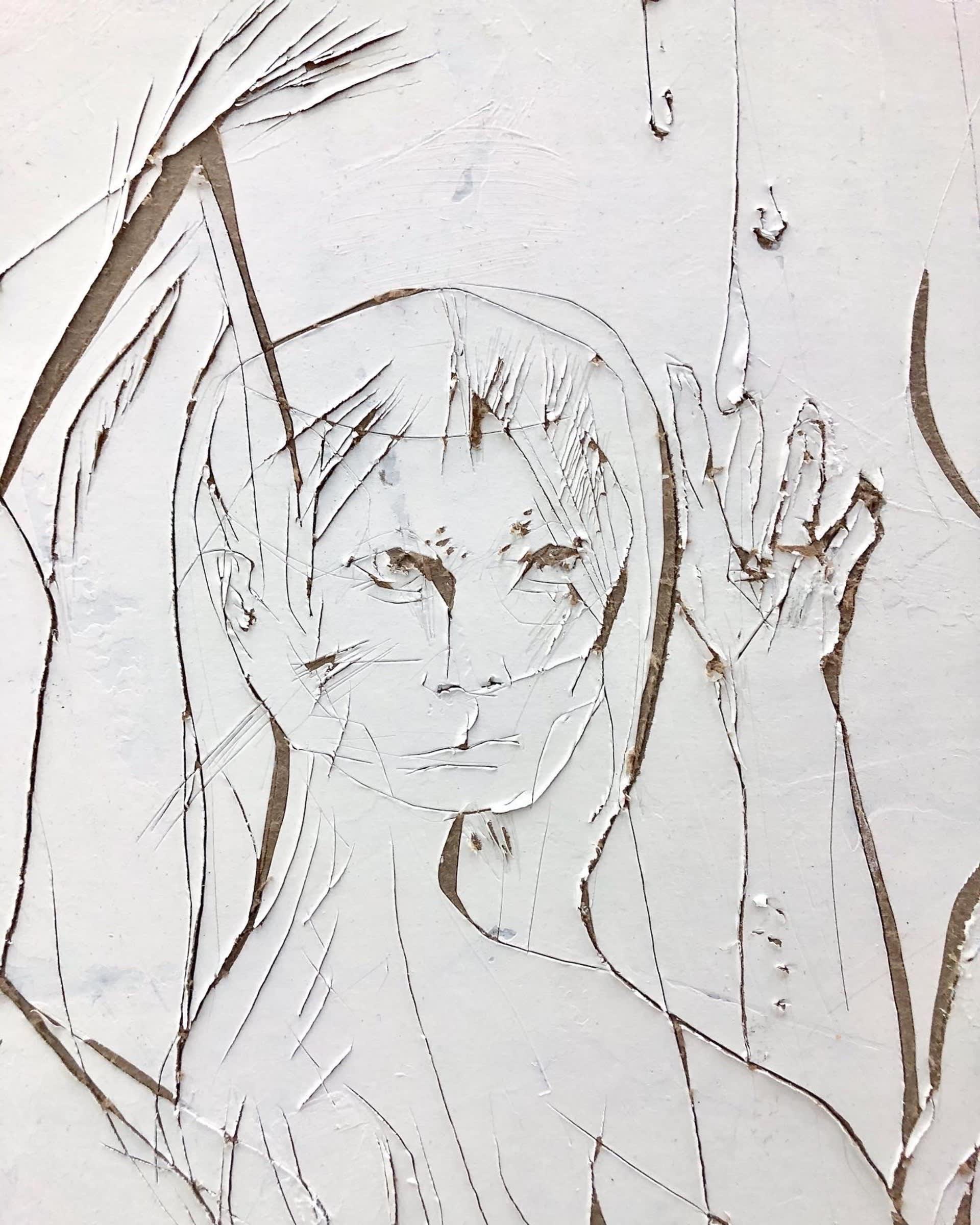 Detail of 'Black Tears'