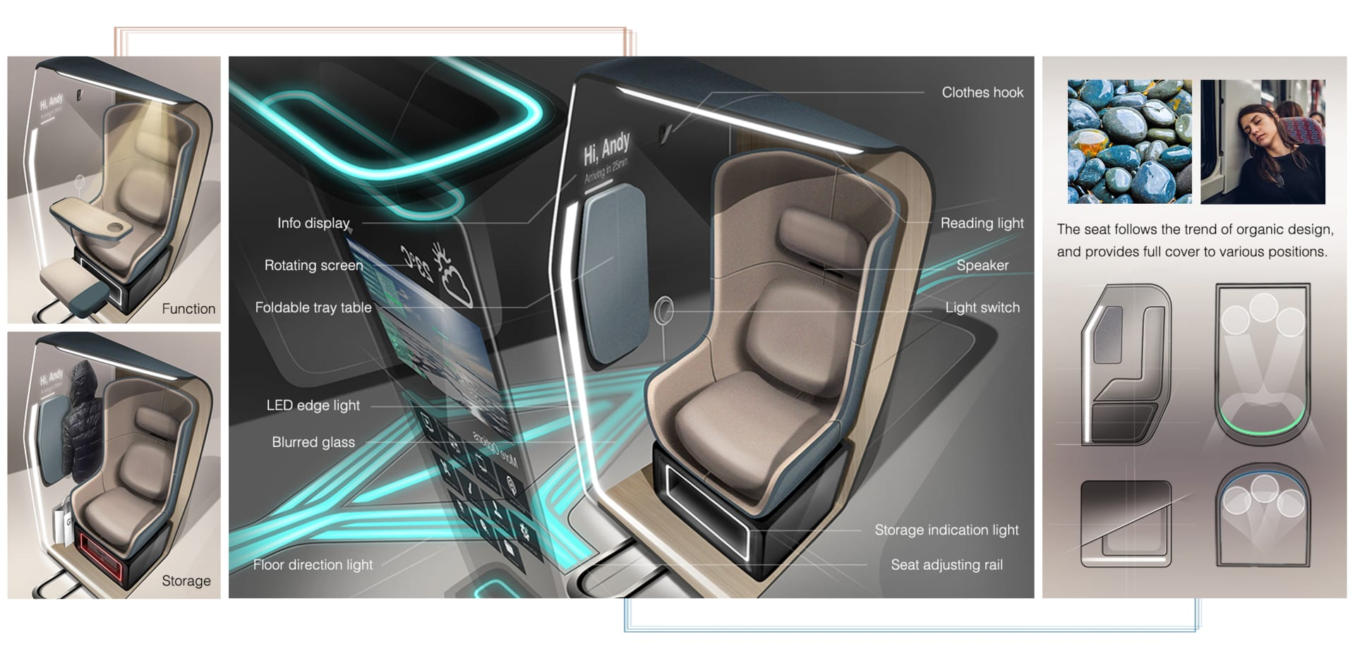 12.Final seat design