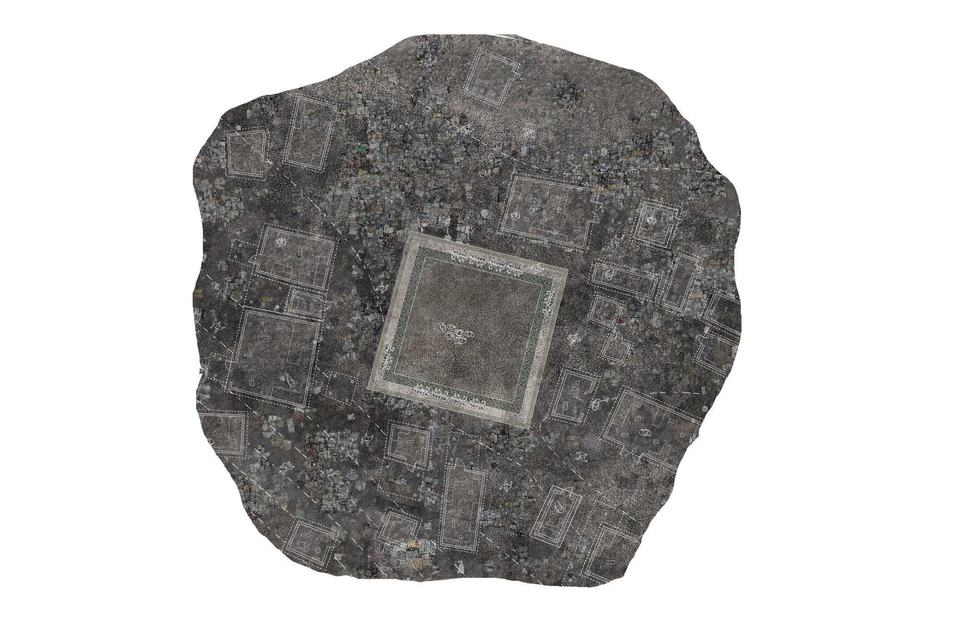 Frame Plinth