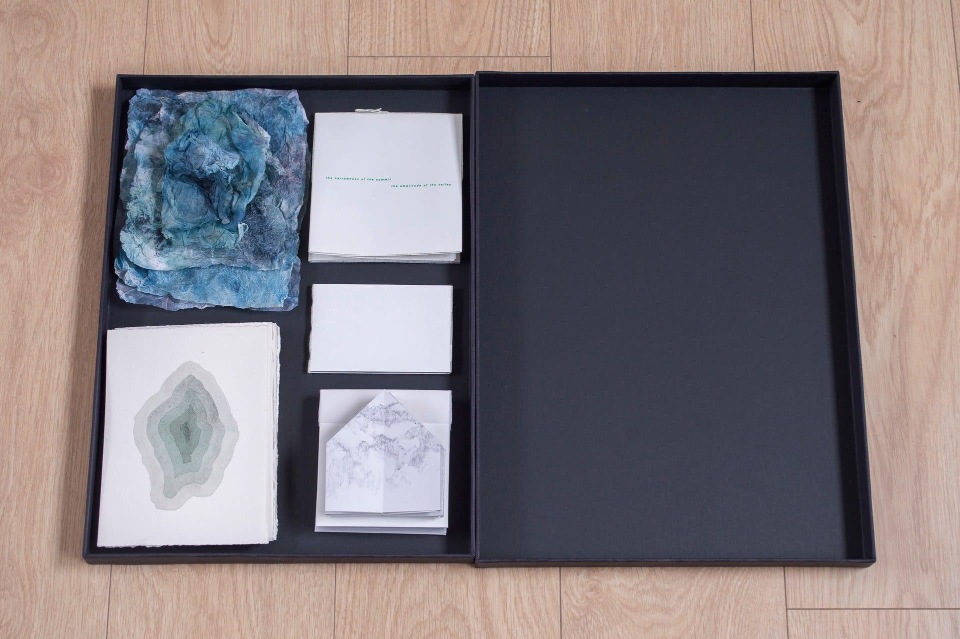 Gabinete de estudios topográficos (folded)