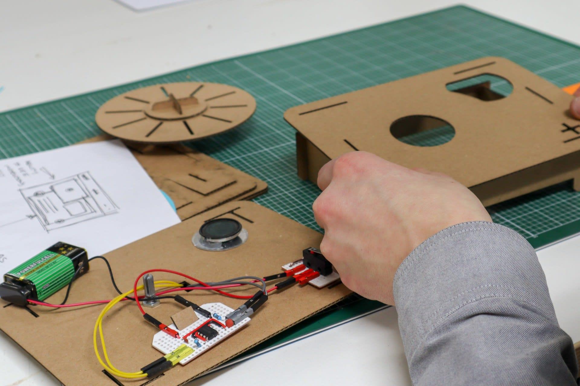 Make Something prototyping