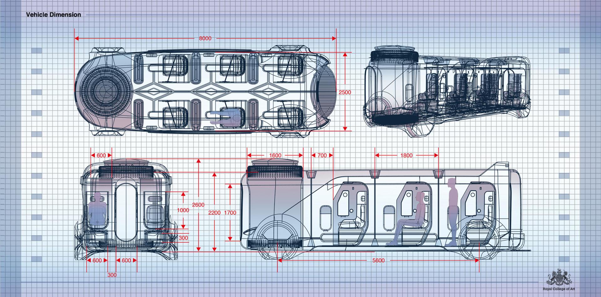 22.Vehicle dimension