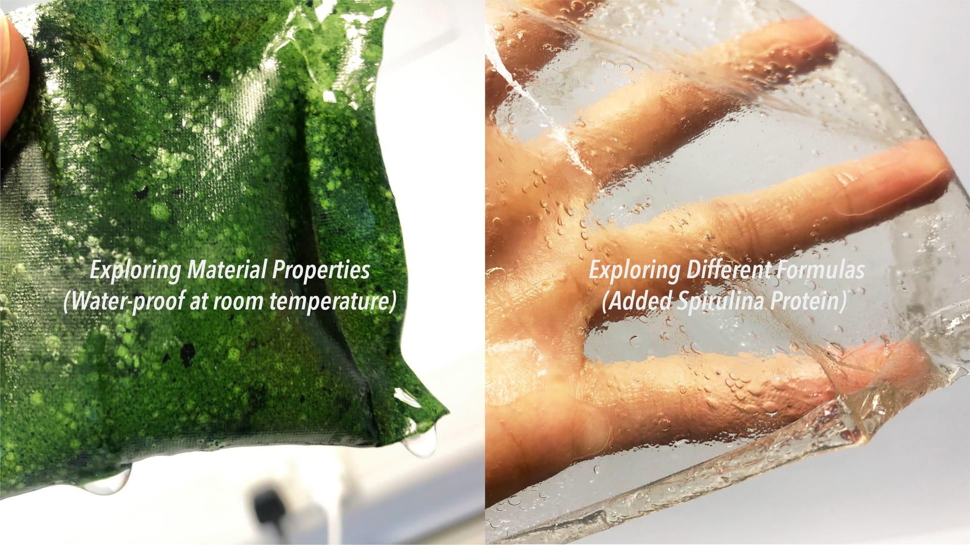 Exploring material properties