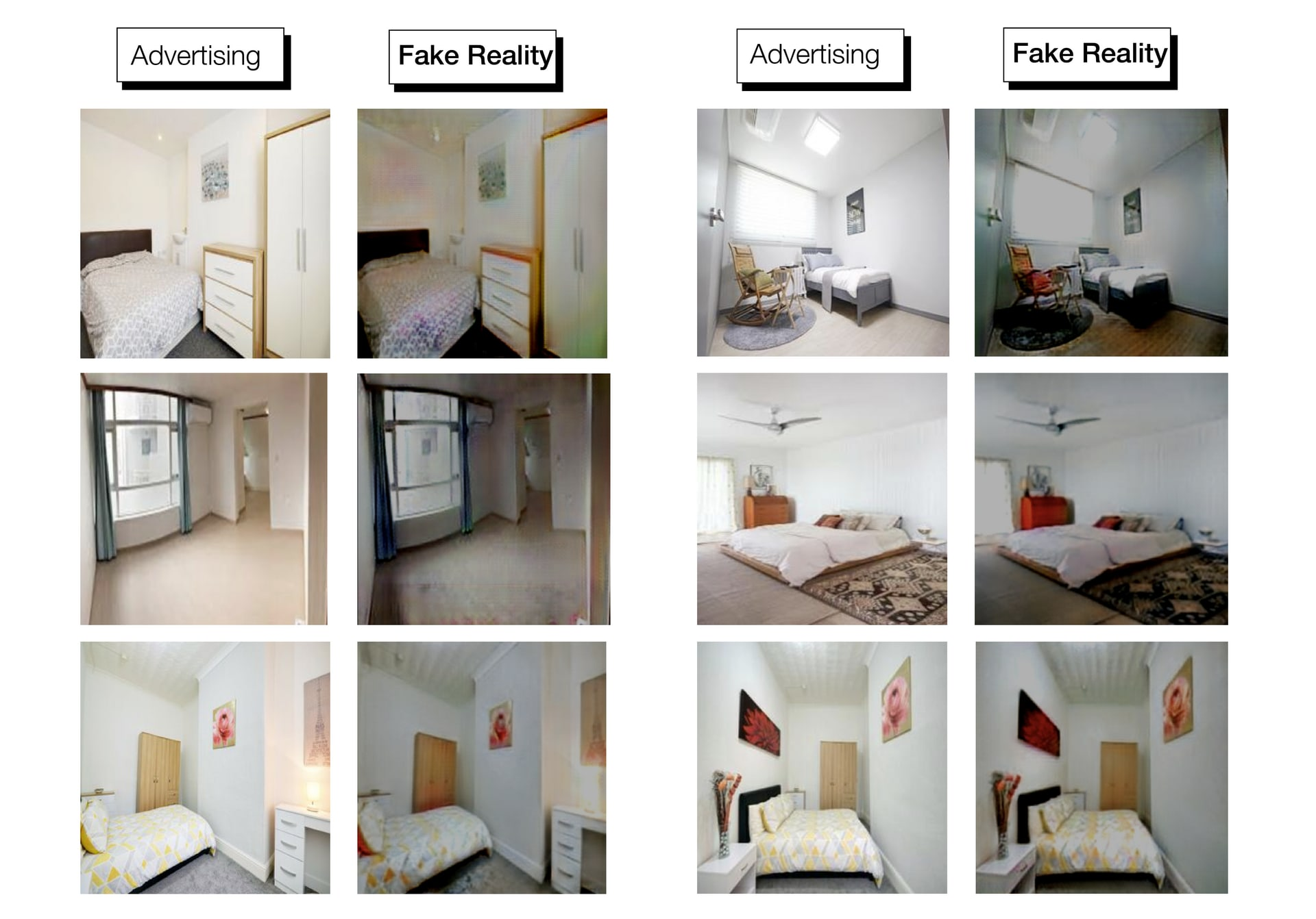 From advertising image to Fake Reality (Created by AI)