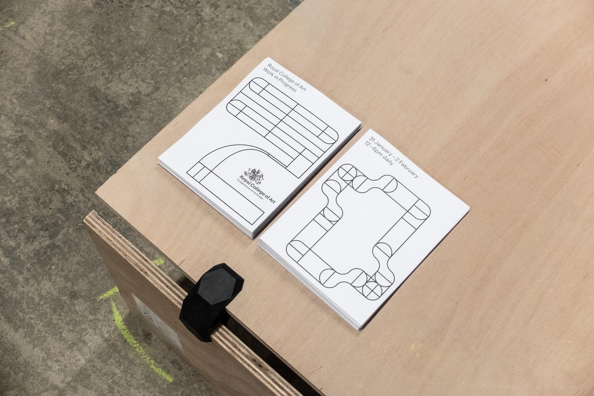 Leaflet – 280 × 360mm