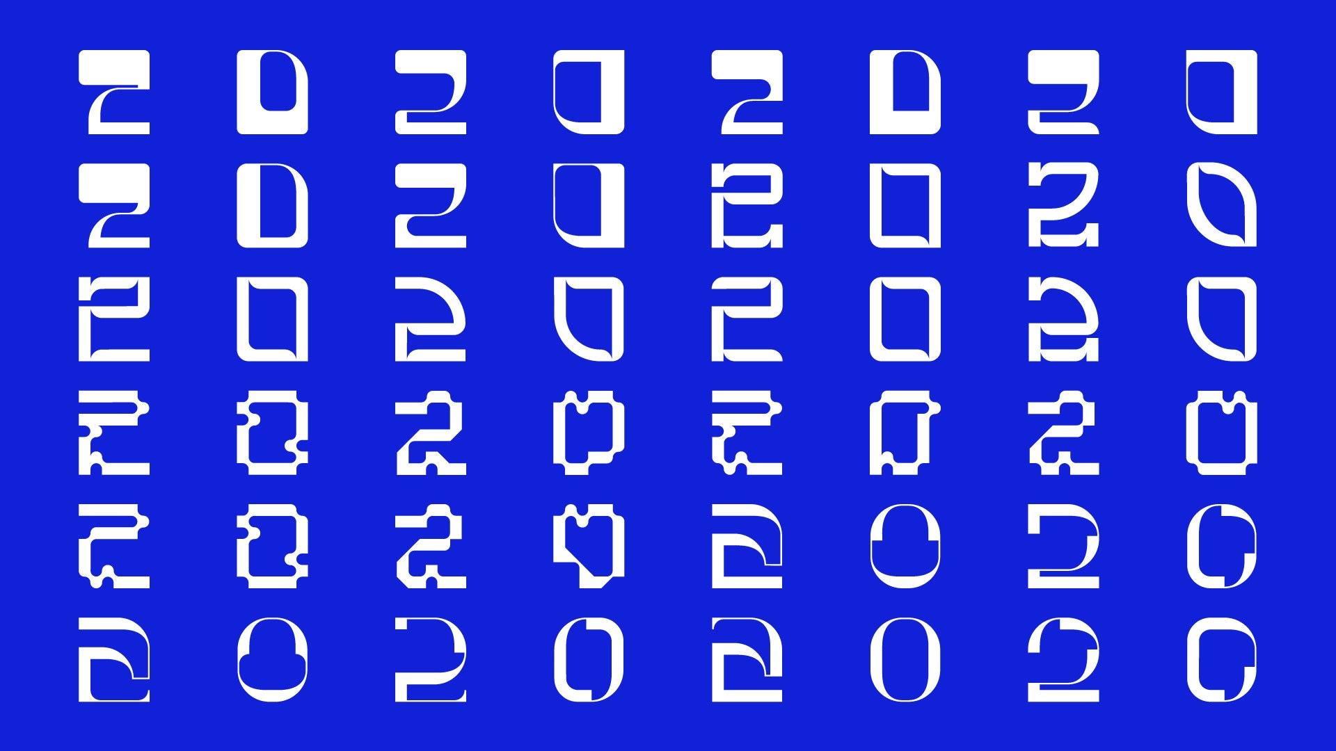 Complete Glyph Set
