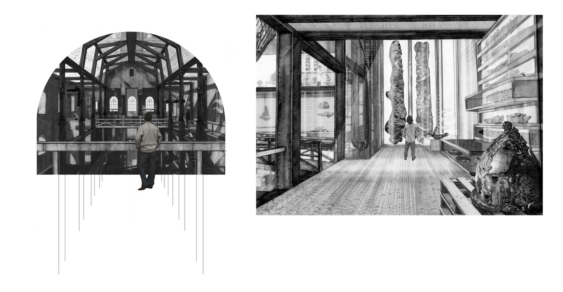 Viewing Gallery // Subterranean Exhibition